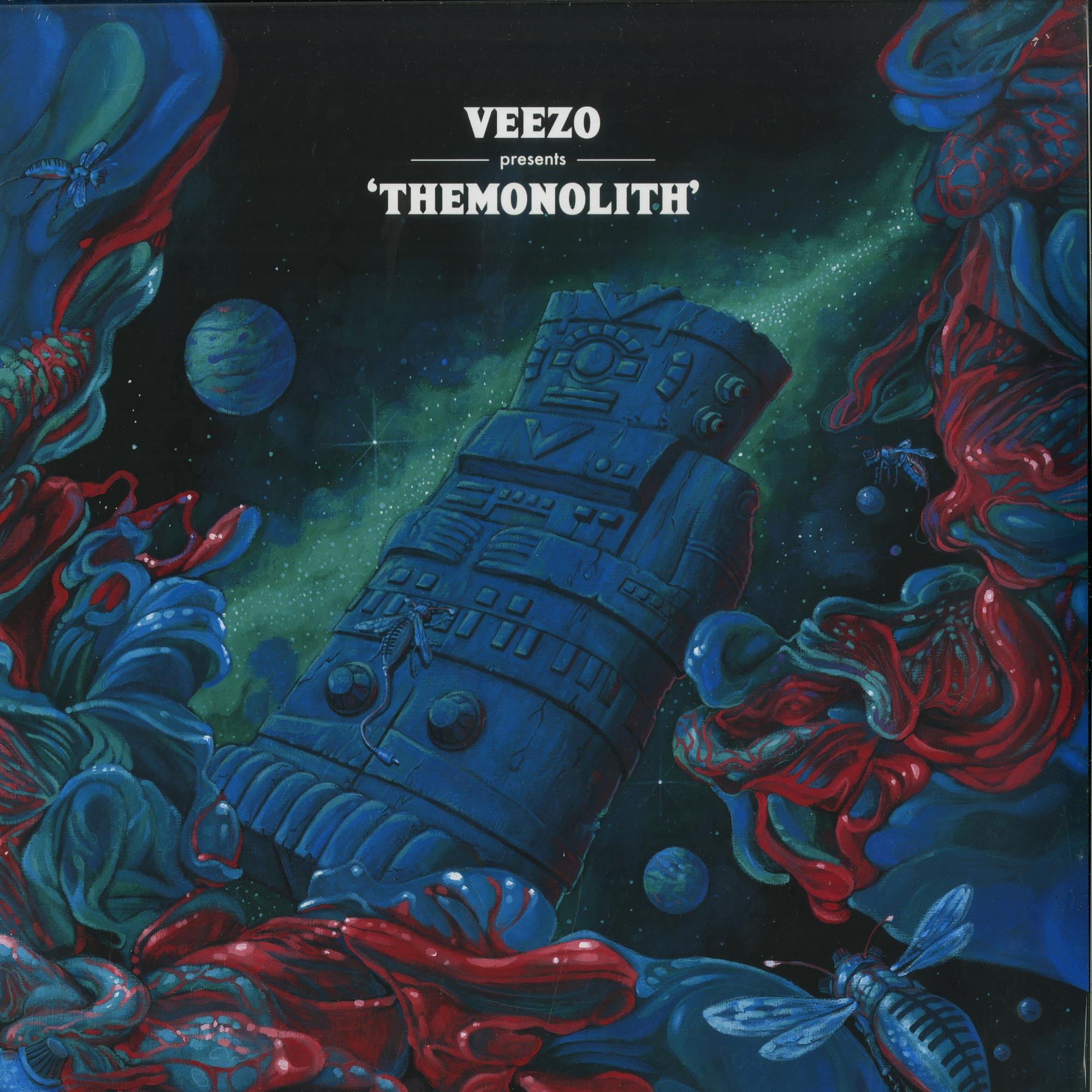 Veezo - THEMONOLITH EP