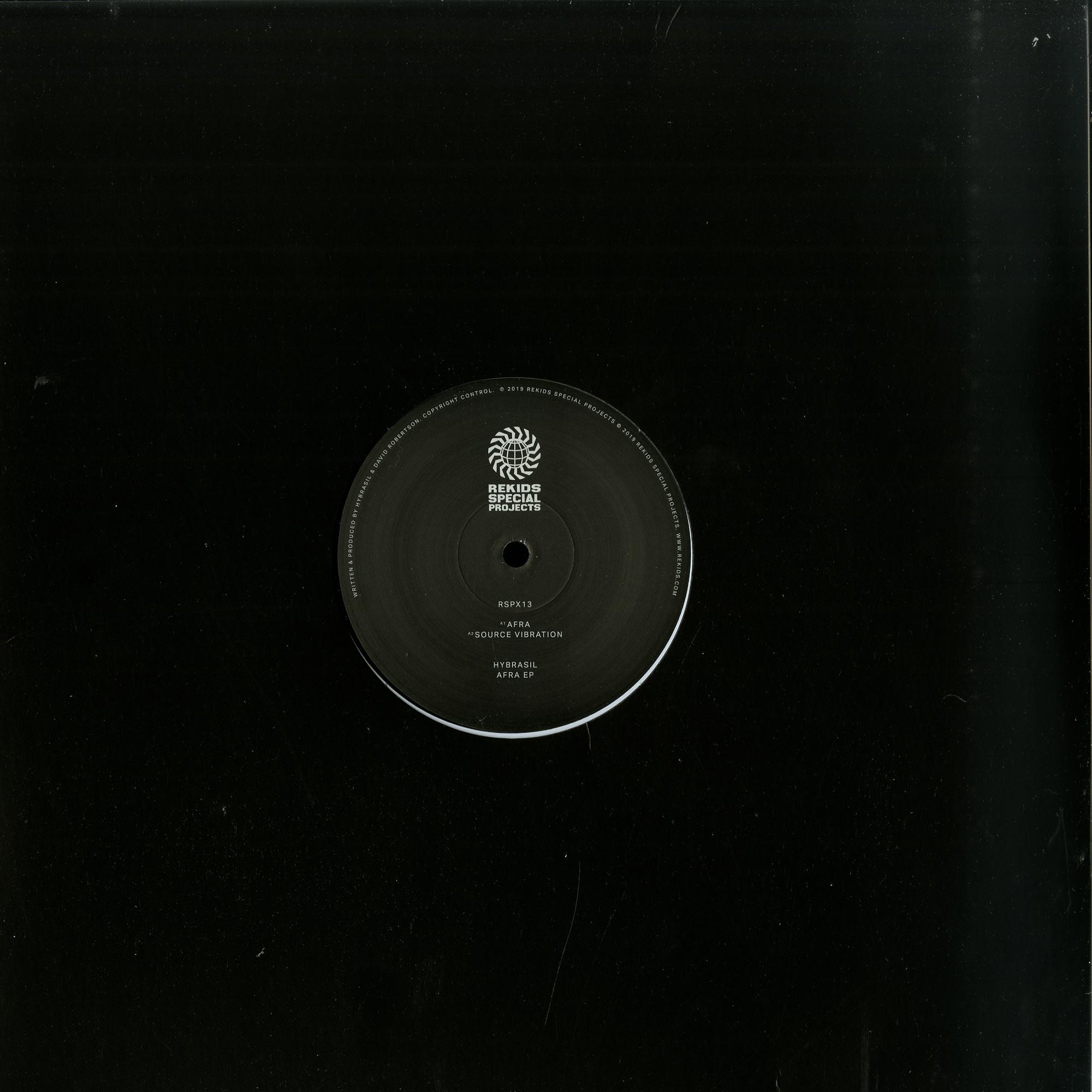 Hybrasil - AFRA EP
