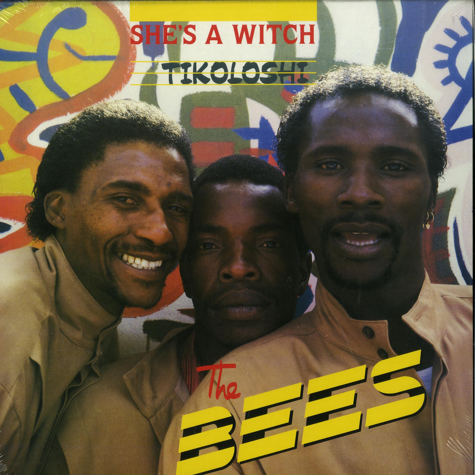 The Bees - SHES A WITCH - TIKOLOSHI