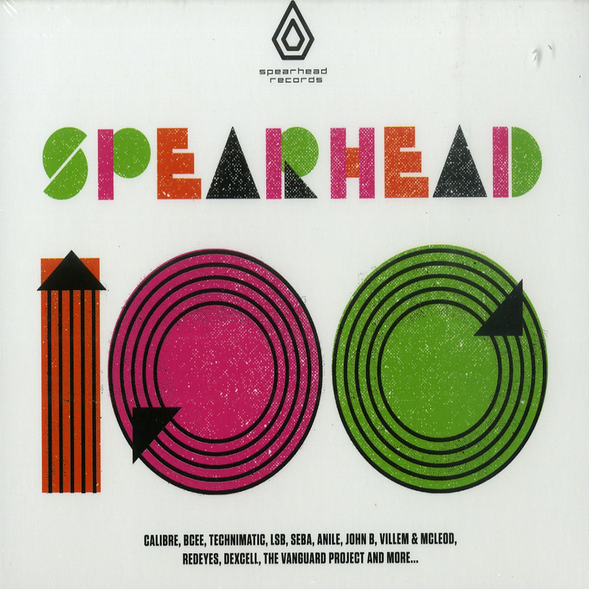 Various Artists - Spearhead 100