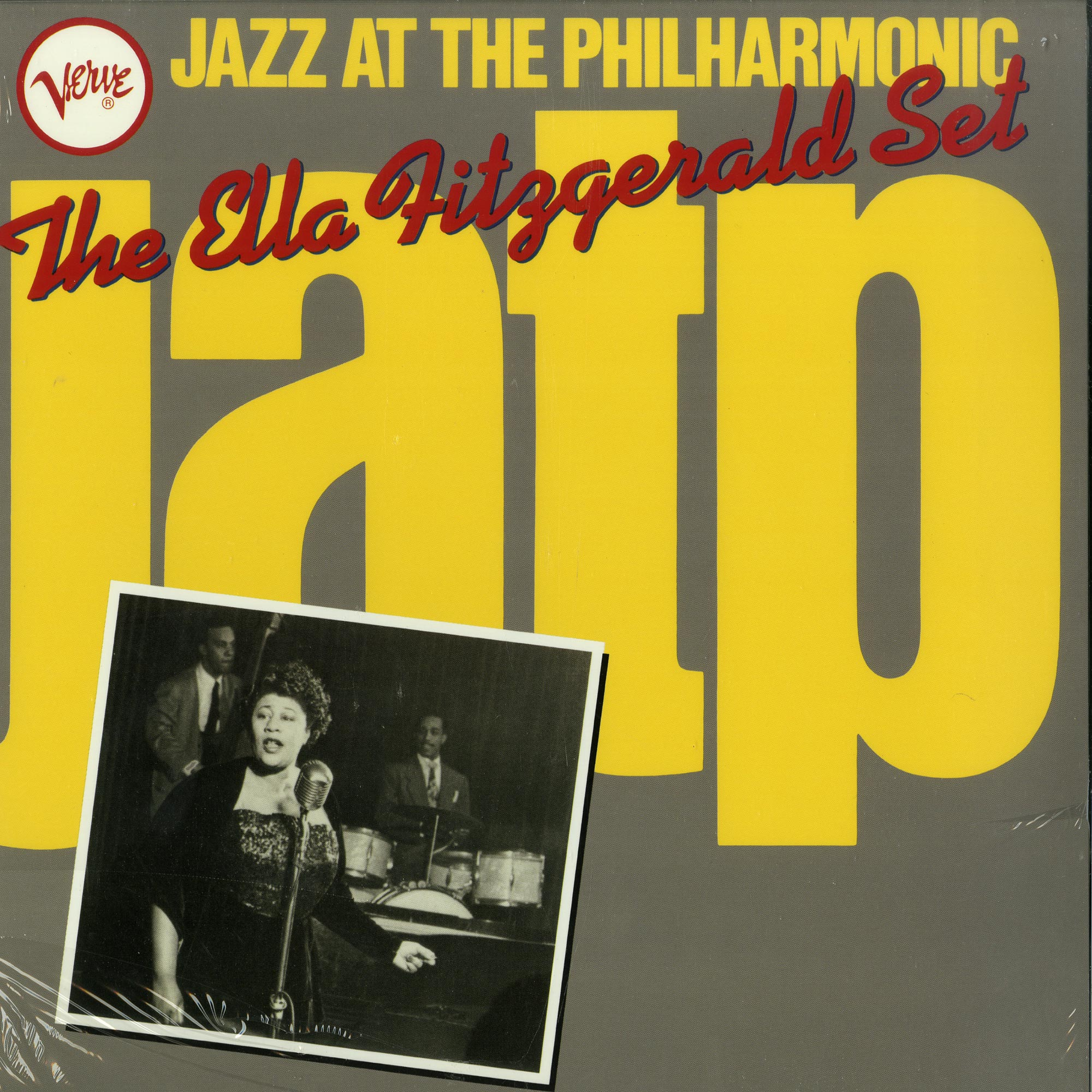 Ella Fitzgerald - JAZZ AT THE PHILHARMONIC