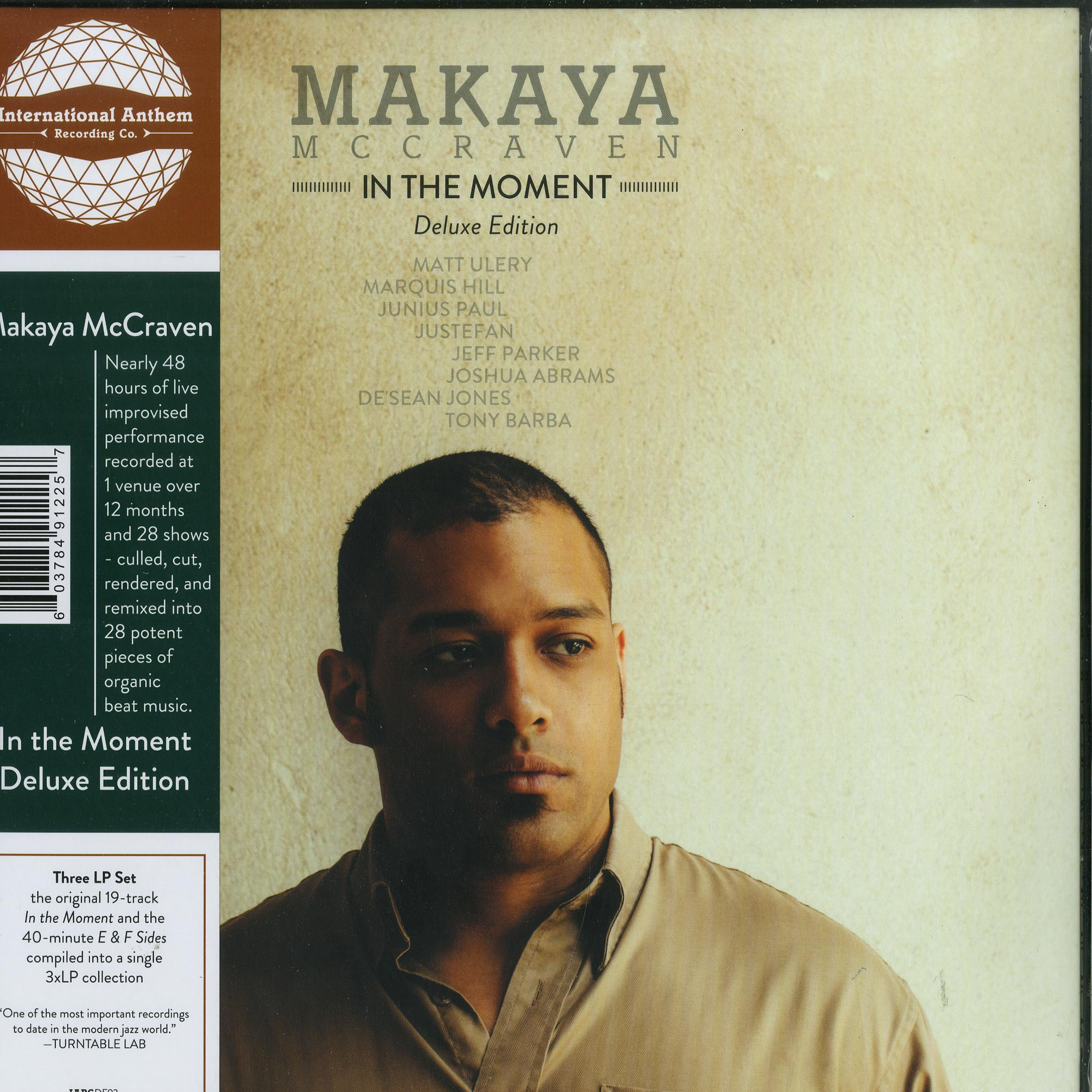Makaya McCraven - IN THE MOMENT