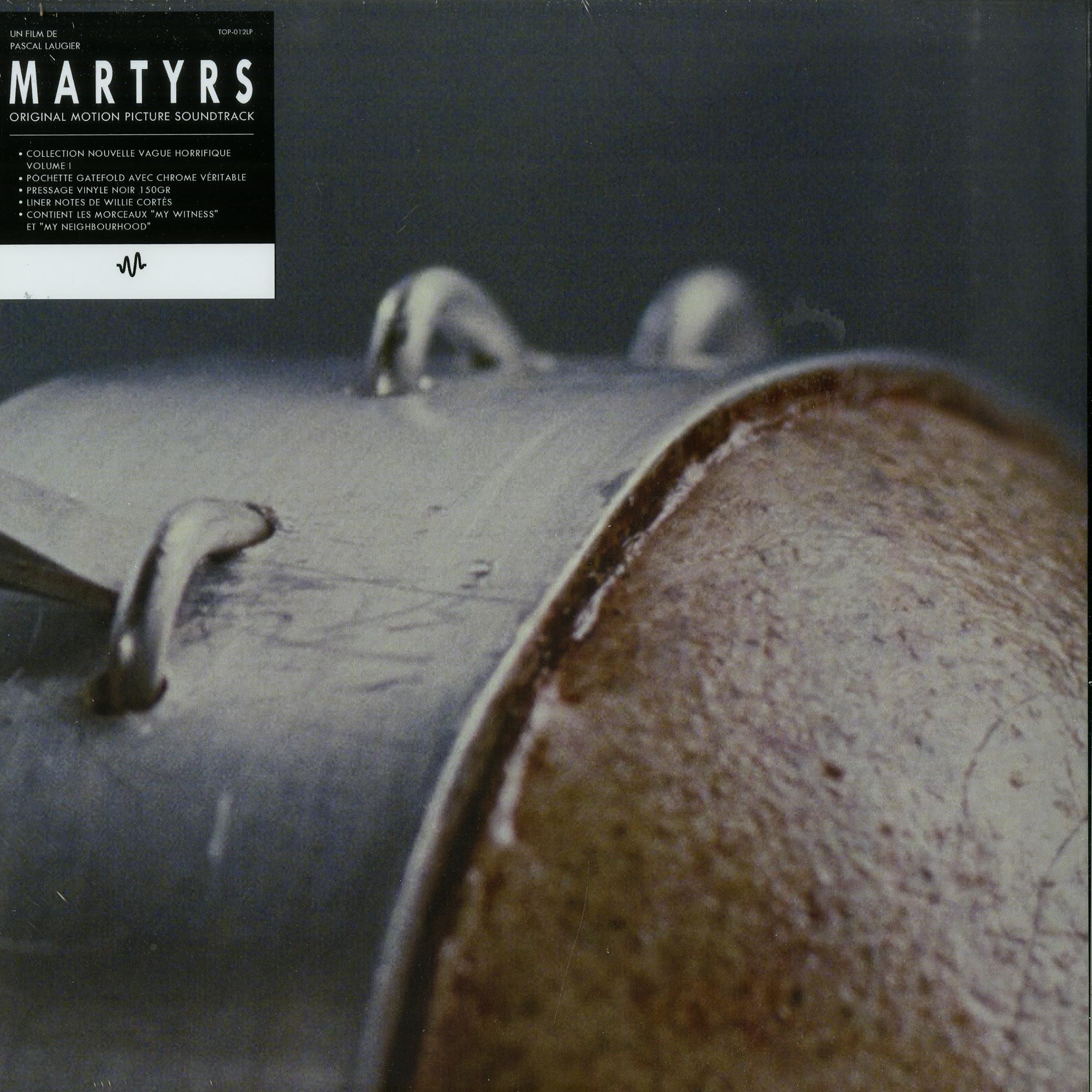 Seppuku Paradigm - MARTYRS