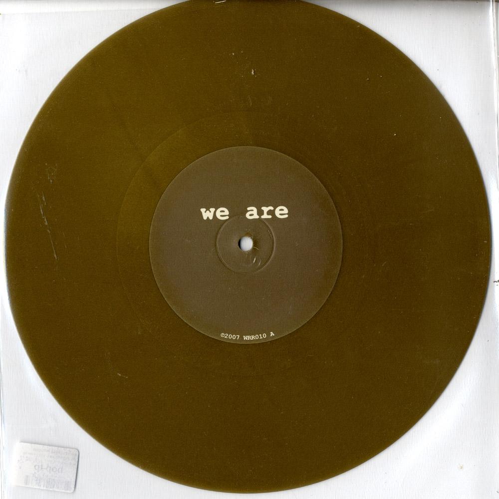 Kroppssprak / Raudive - WE ARE VOLUME 10