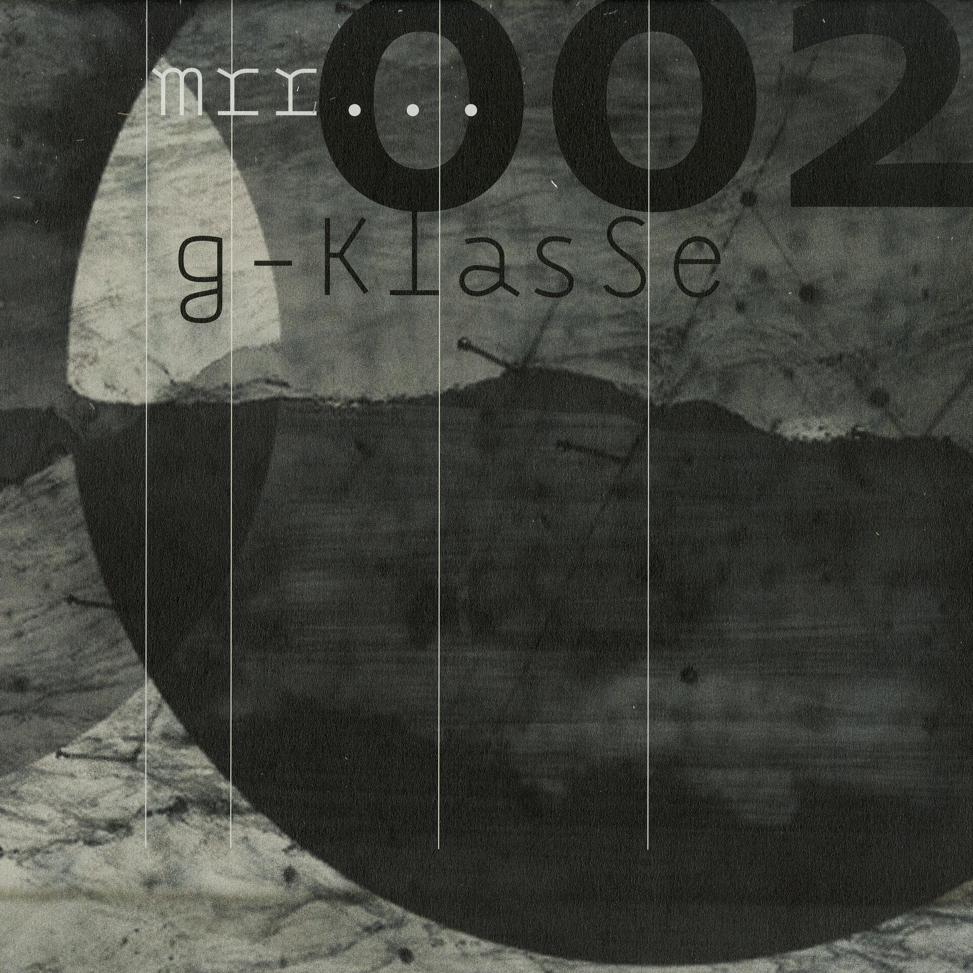 G76 - G-KLASSE EP