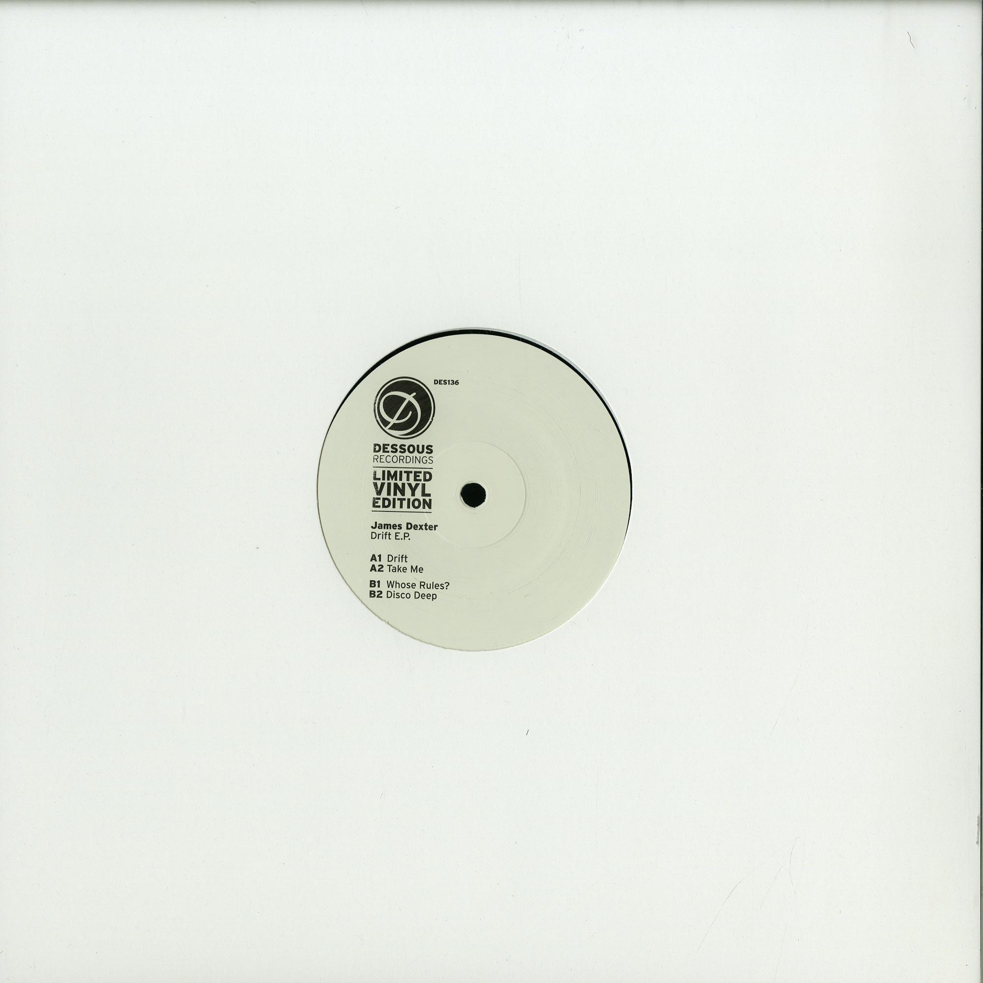 James Dexter - DRIFT EP