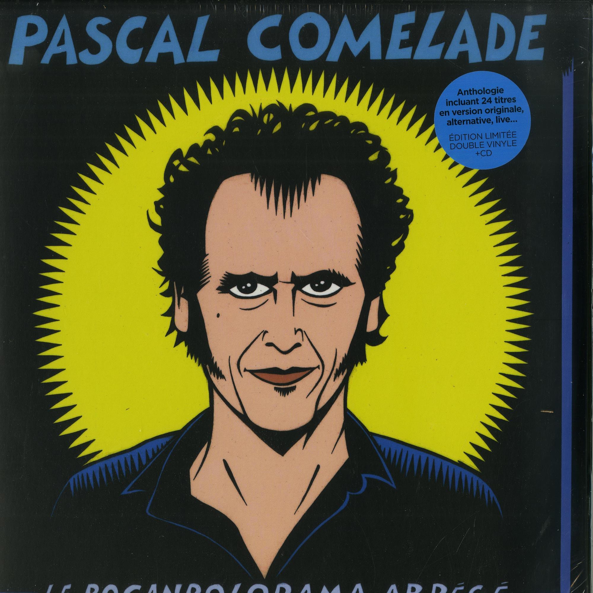 Pascal Comelade - LE ROCANROLORAMA ABREGE