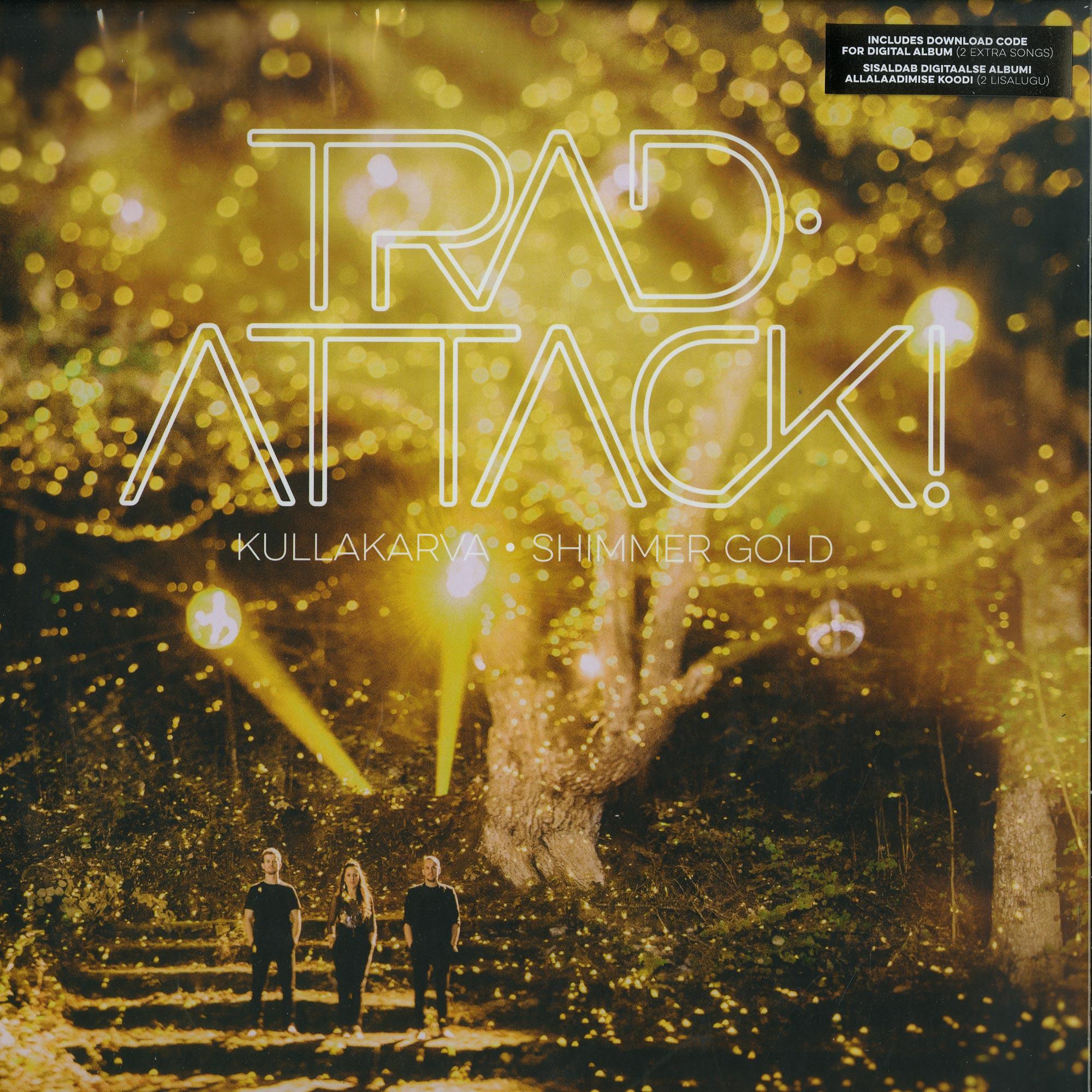 V/A of Trad Attack! - KULLAKARVA - SHIMMER GOLD