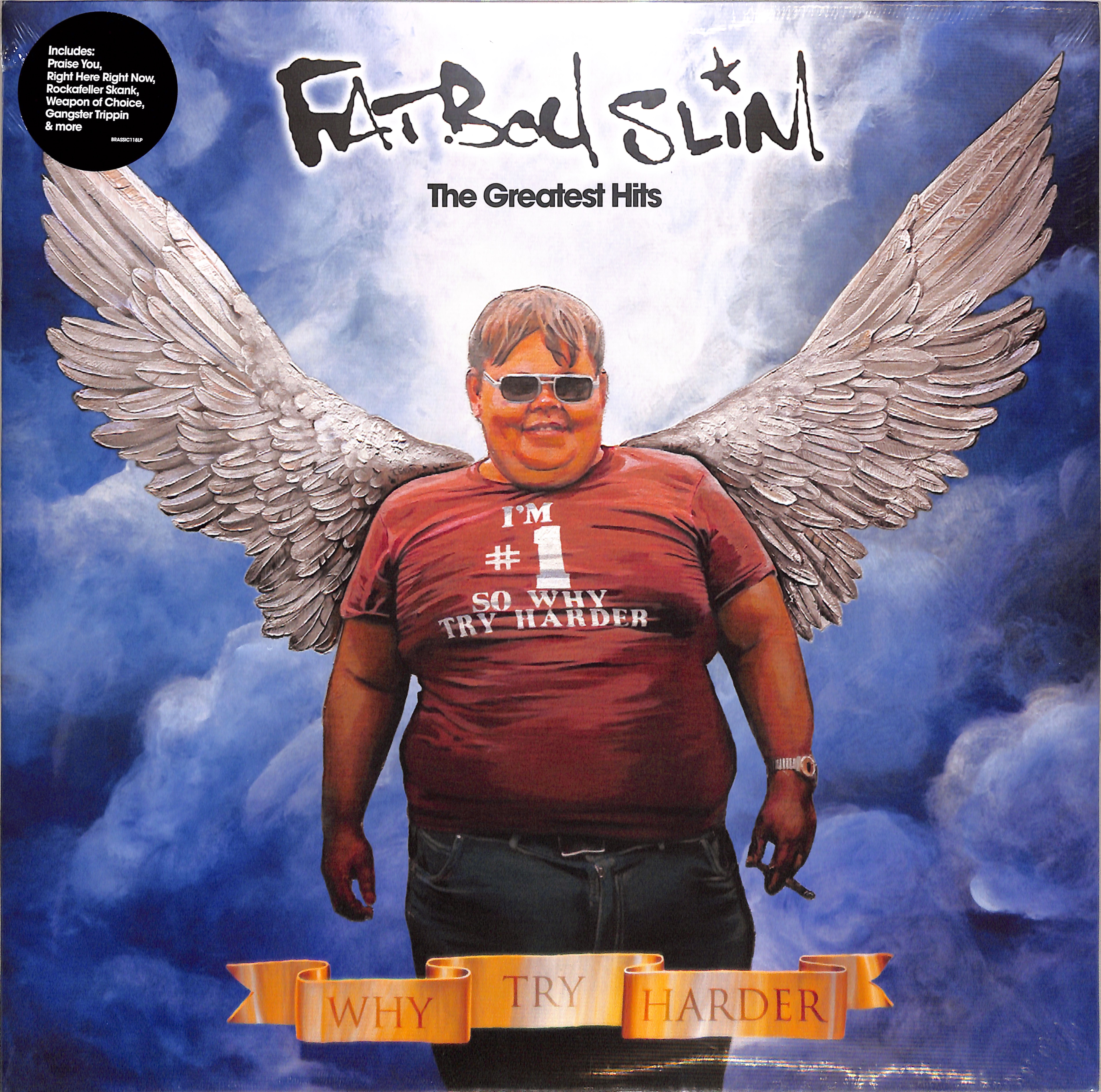 Fatboy Slim - THE GREATEST HITS