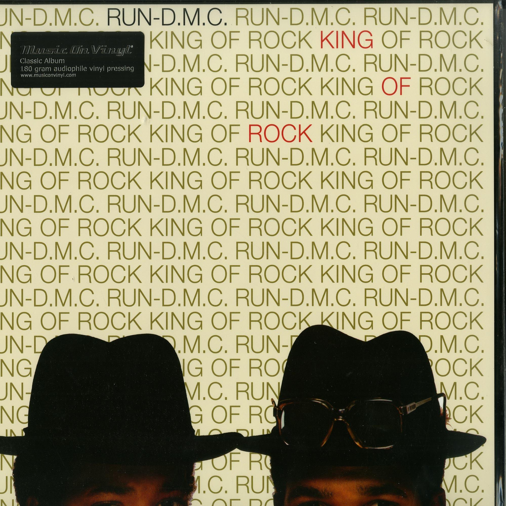 Run-D.M.C. - KING OF ROCK