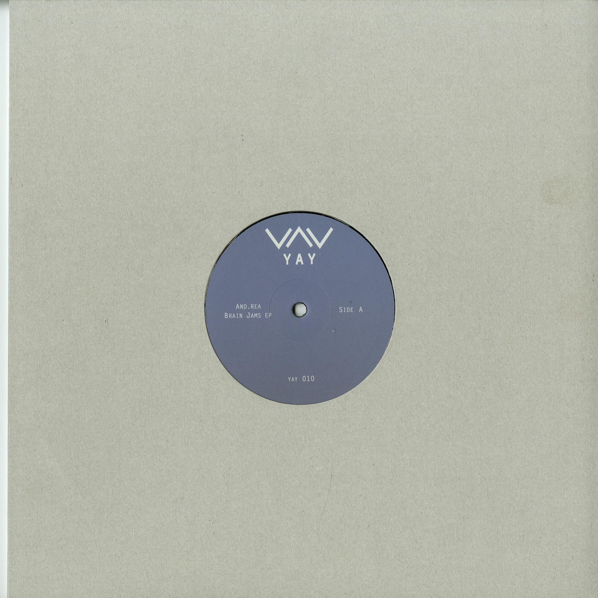And.rea - BRAIN JAM EP