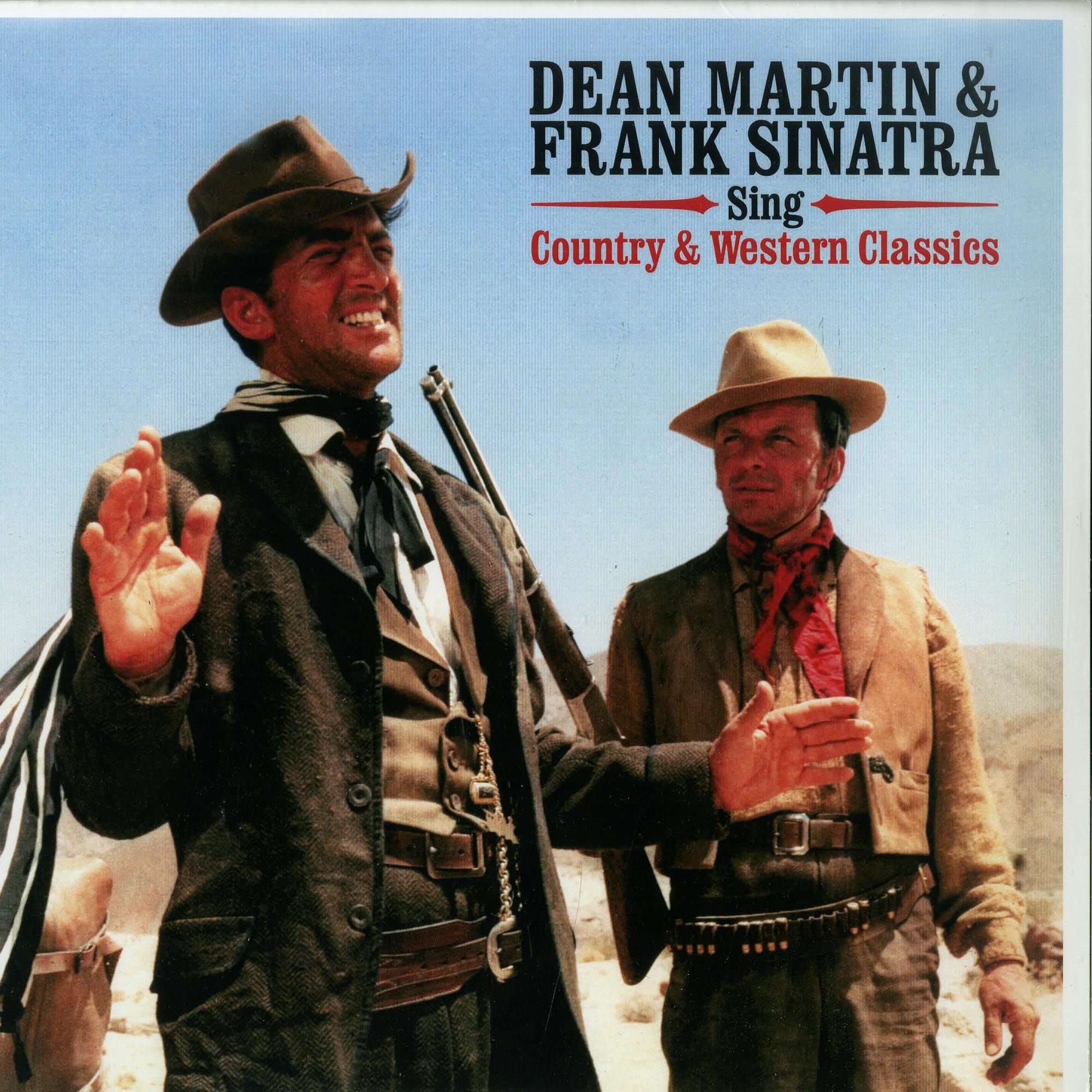 Dean Martin & Frank Sinatra - SING COUNTRY & WESTERN CLASSICS