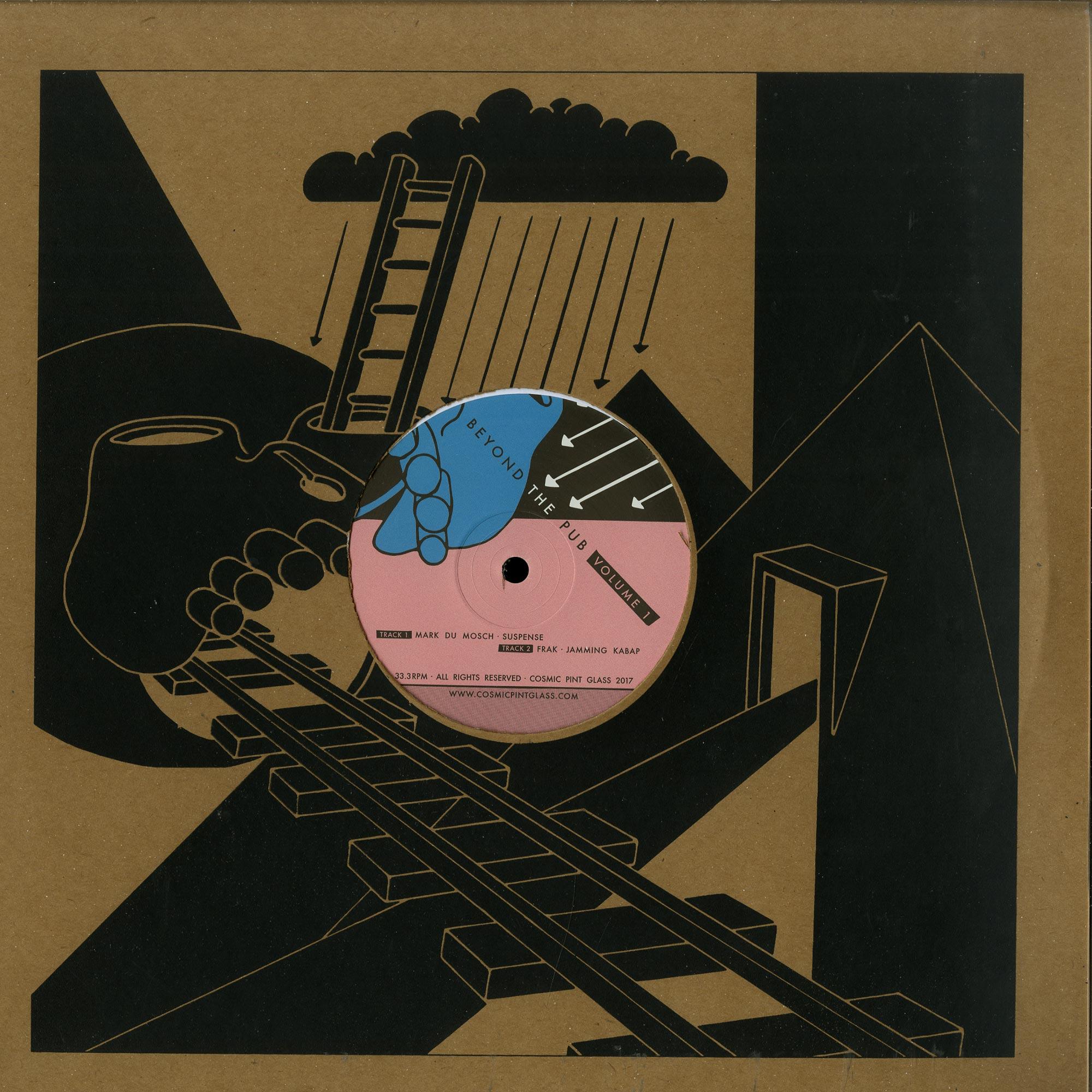 Various Artists - BEYOND THE PUB VOL. 1 EP