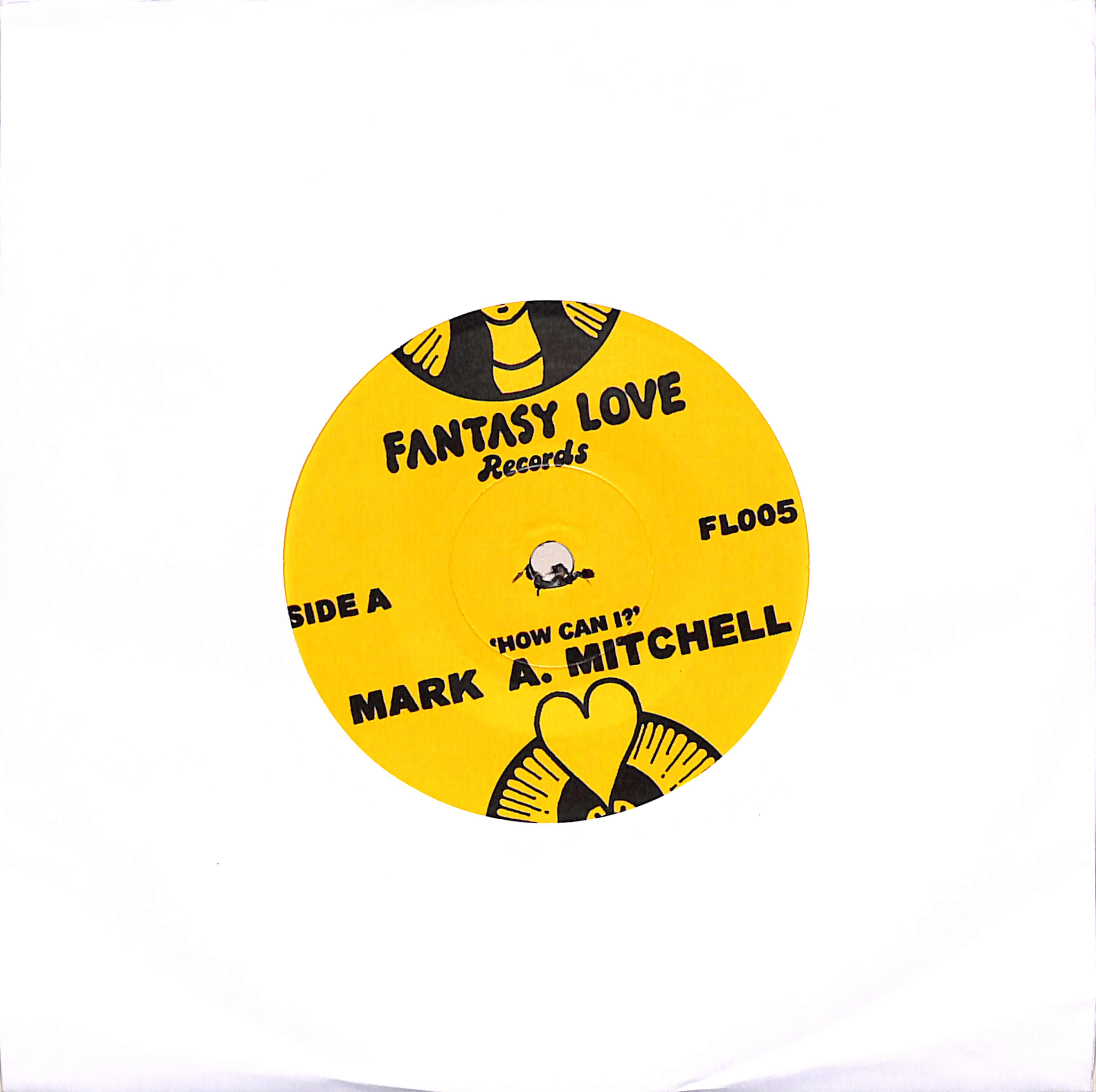 Mark A. Mitchell - HOW CAN I / ALL YOUR LOVE