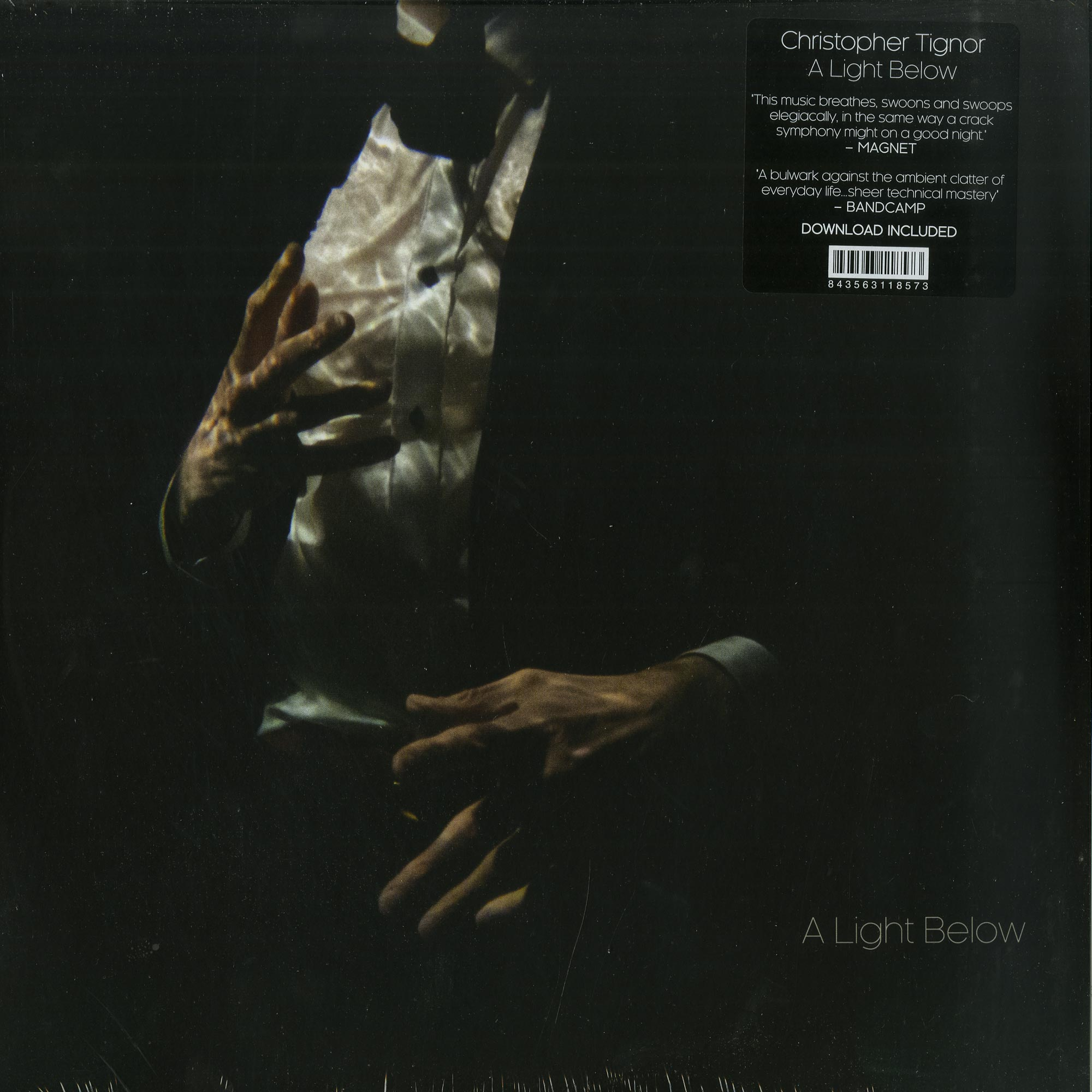 Christopher Tignor - A LIGHT BELOW