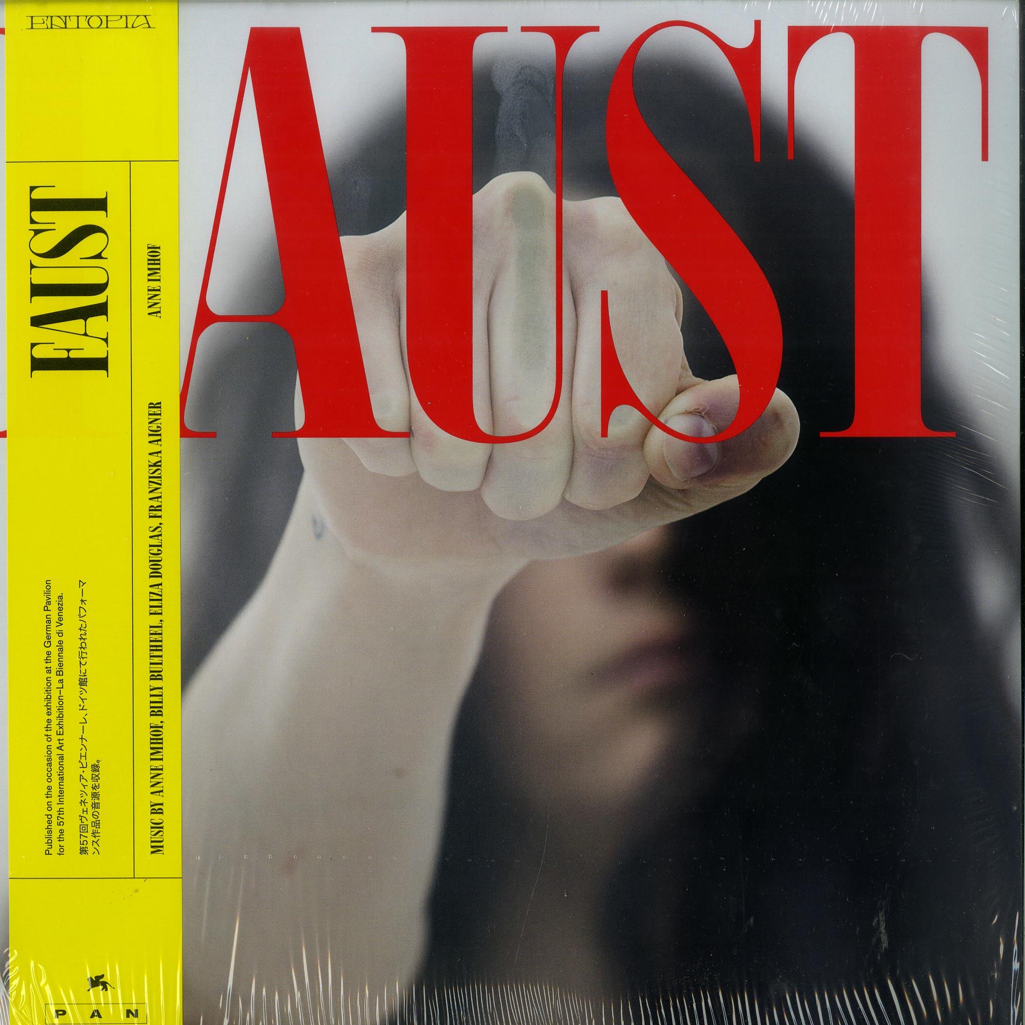 Anne Imhof, Billy Bultheel, Eliza Douglas, Franziska Aigner - FAUST
