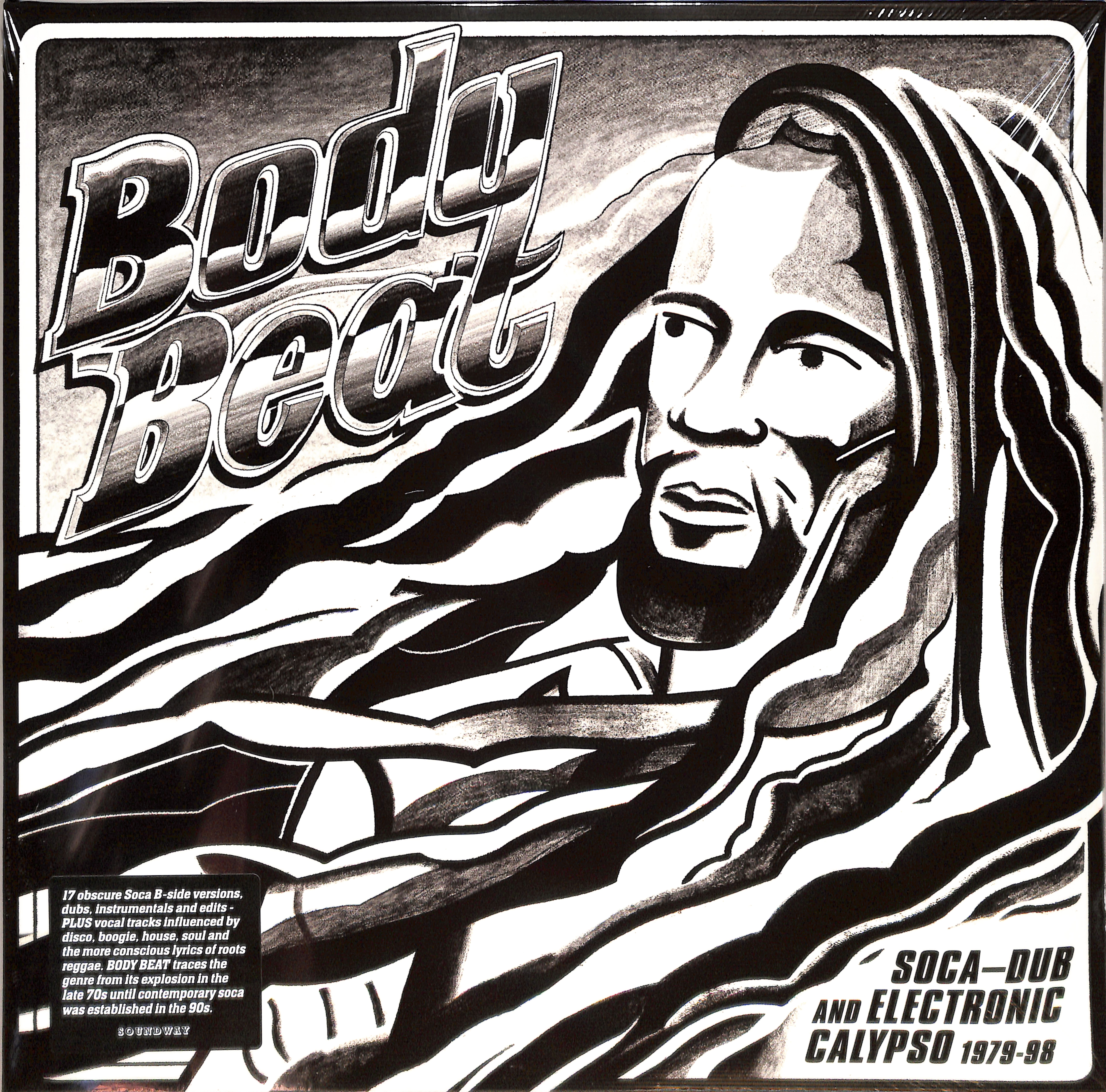Various Artists - BODY BEAT: SOCA-DUB AND ELECTRONIC CALYPSO 1979-98