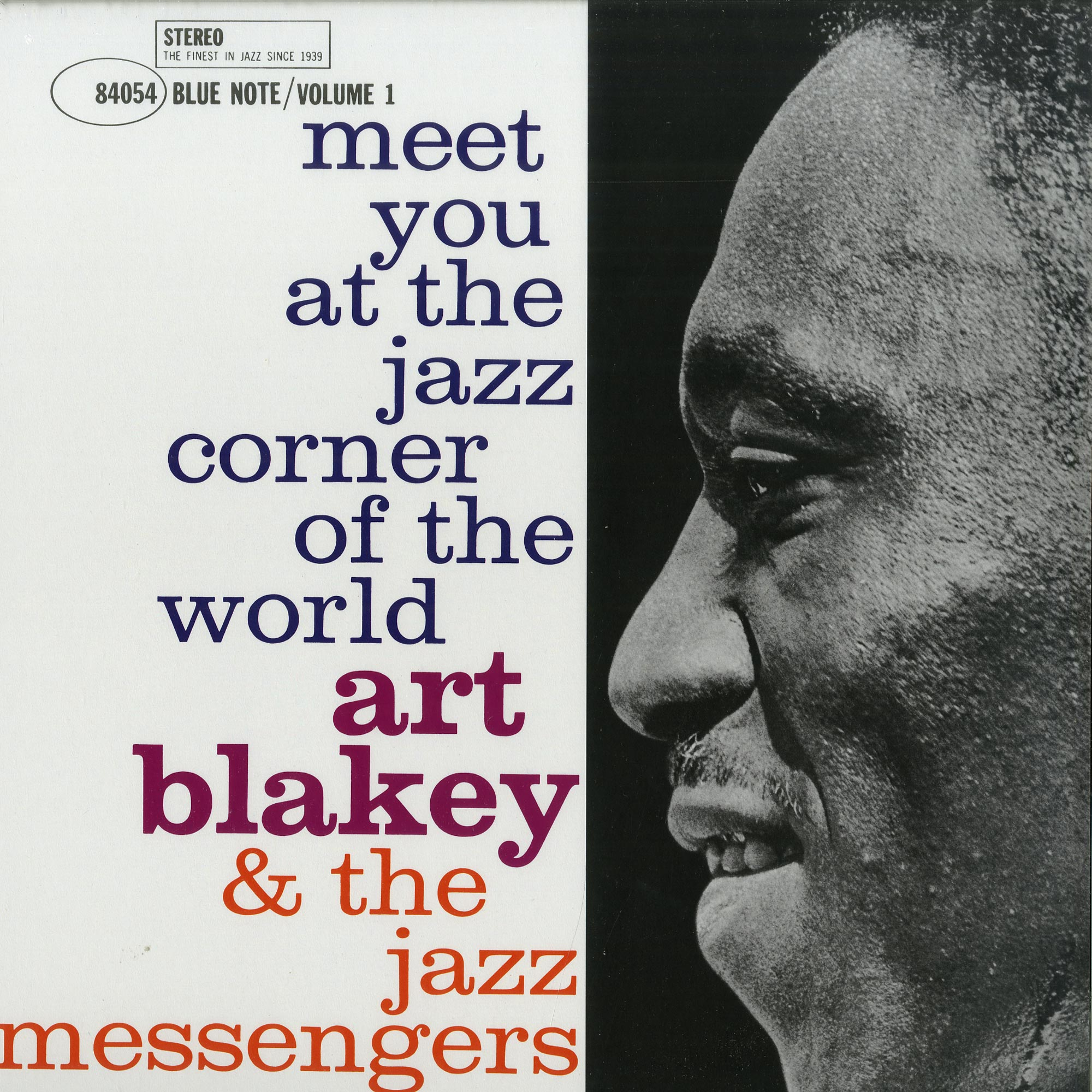 Art Blakey - MEET YOU AT THE JAZZ CORNER OF THE WORLD VOL. 1