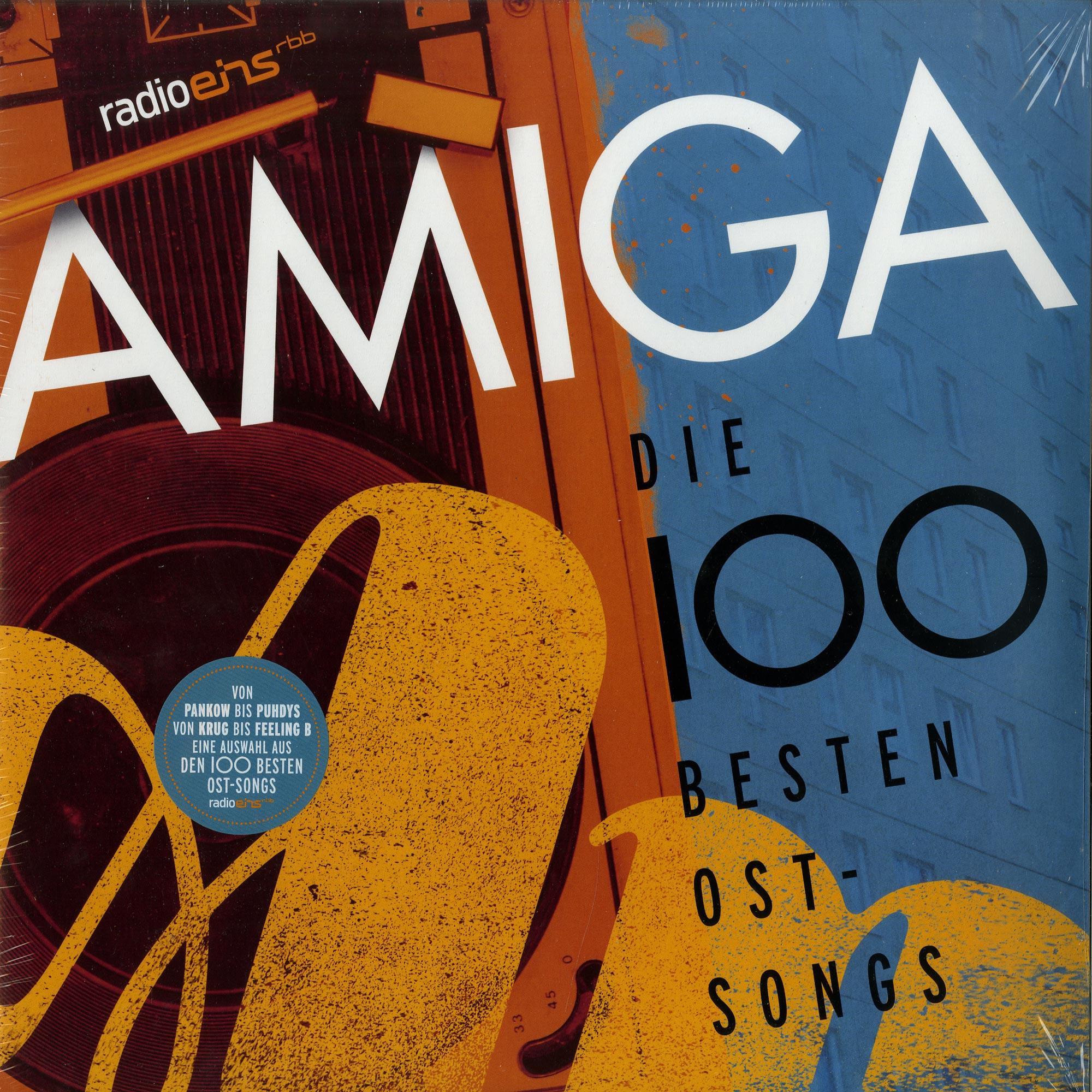Various Artists - DIE 100 BESTEN OSTSONGS