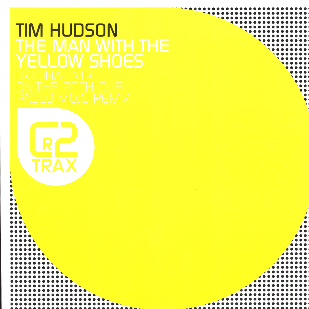 Tim Hudson - THE MAN WITH THE YELLOW SHOES