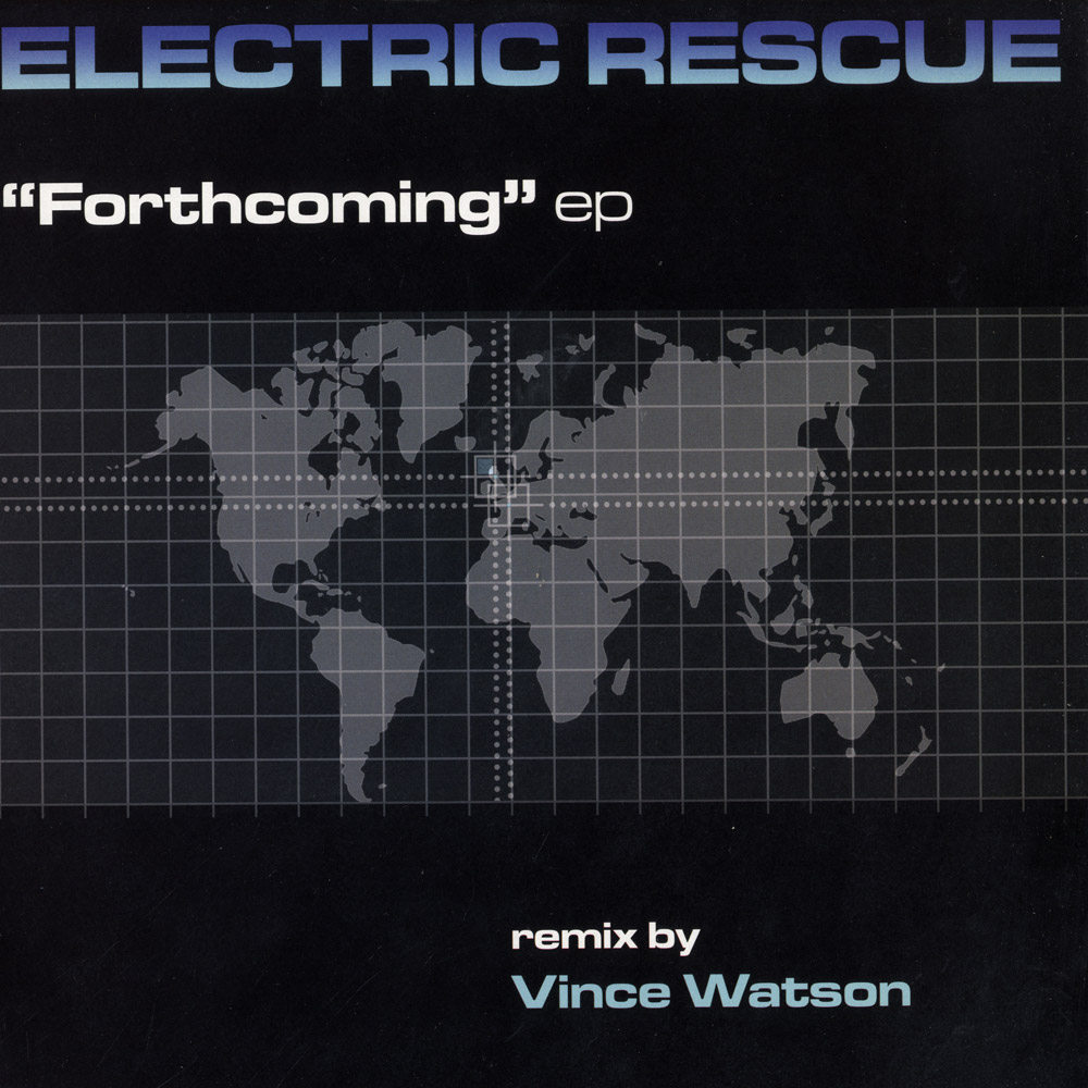 Electric Rescue - FORTHCOMING EP