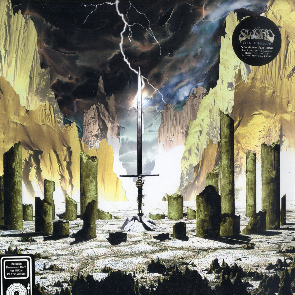 The Sword - GODS OF THE EARTH