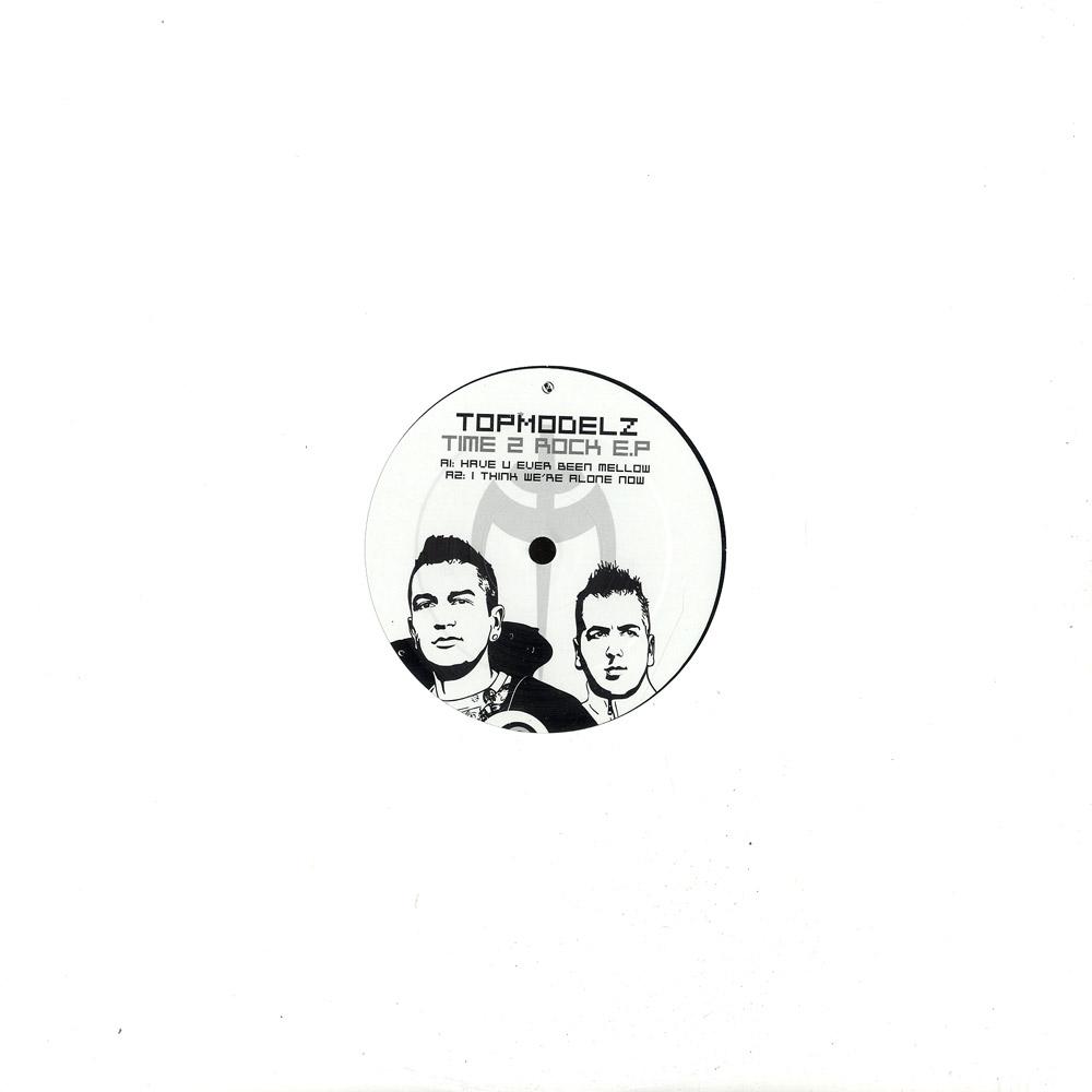Topmodelz - TIME 2 ROCK EP