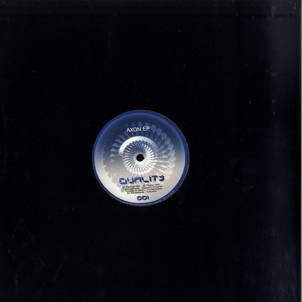Systemic / Michaelangelo - AXON EP