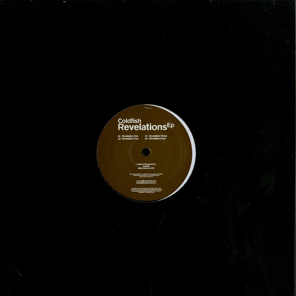 Coldfish - REVELATIONS EP