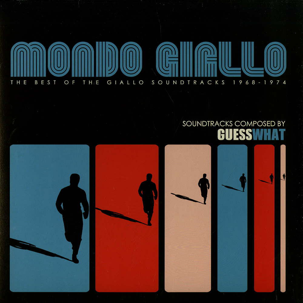 Guess What - MONDO GIALLO