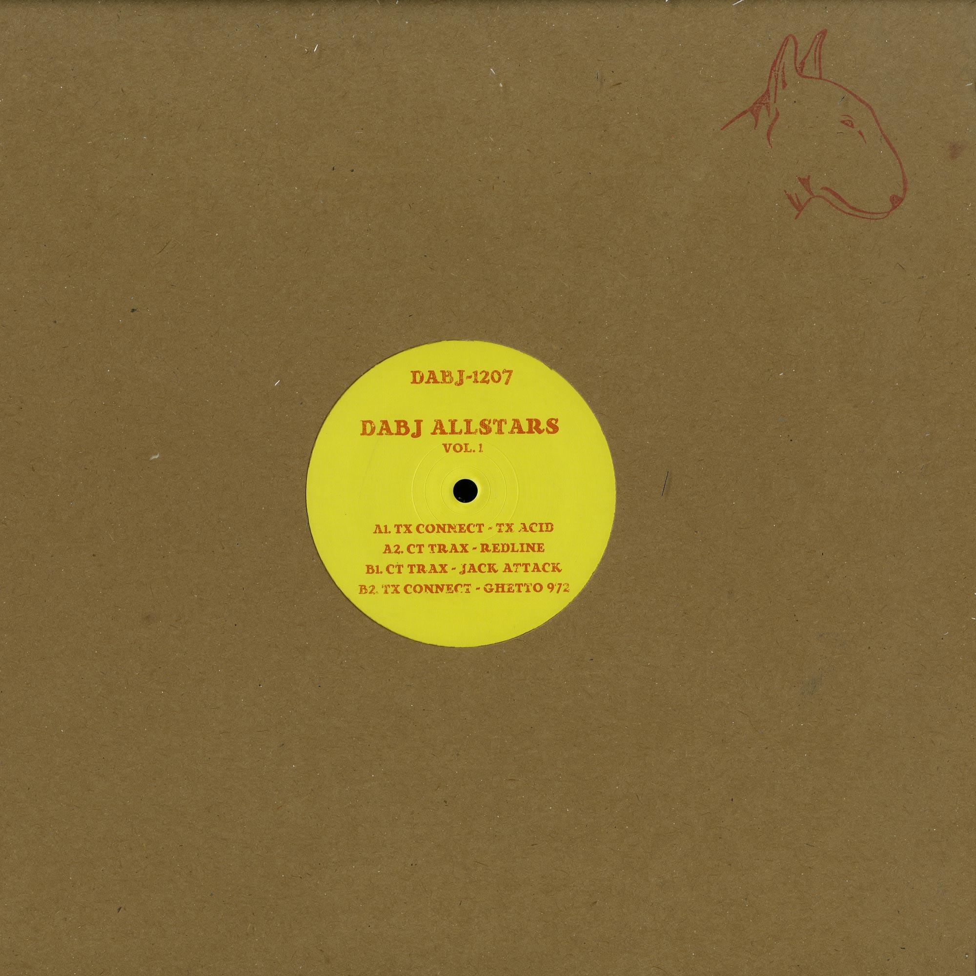 Various Artists - DABJ ALLSTARS VOL. 1