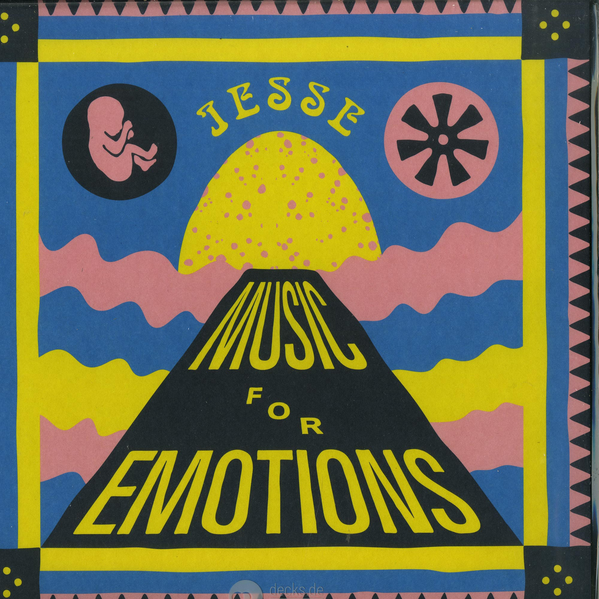 Jesse - MUSIC FOR EMOTIONS