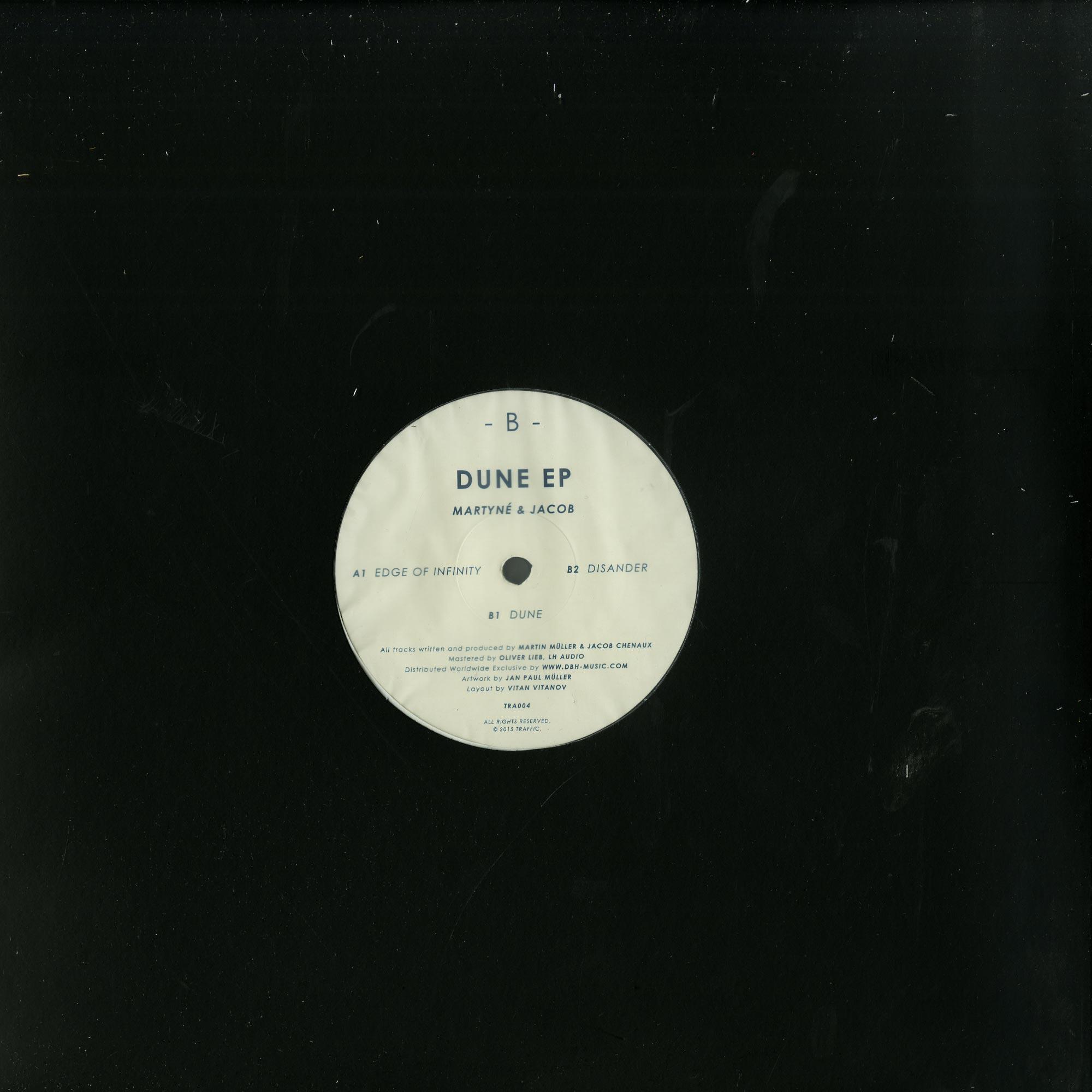 Martyne & Jacob - DUNE EP