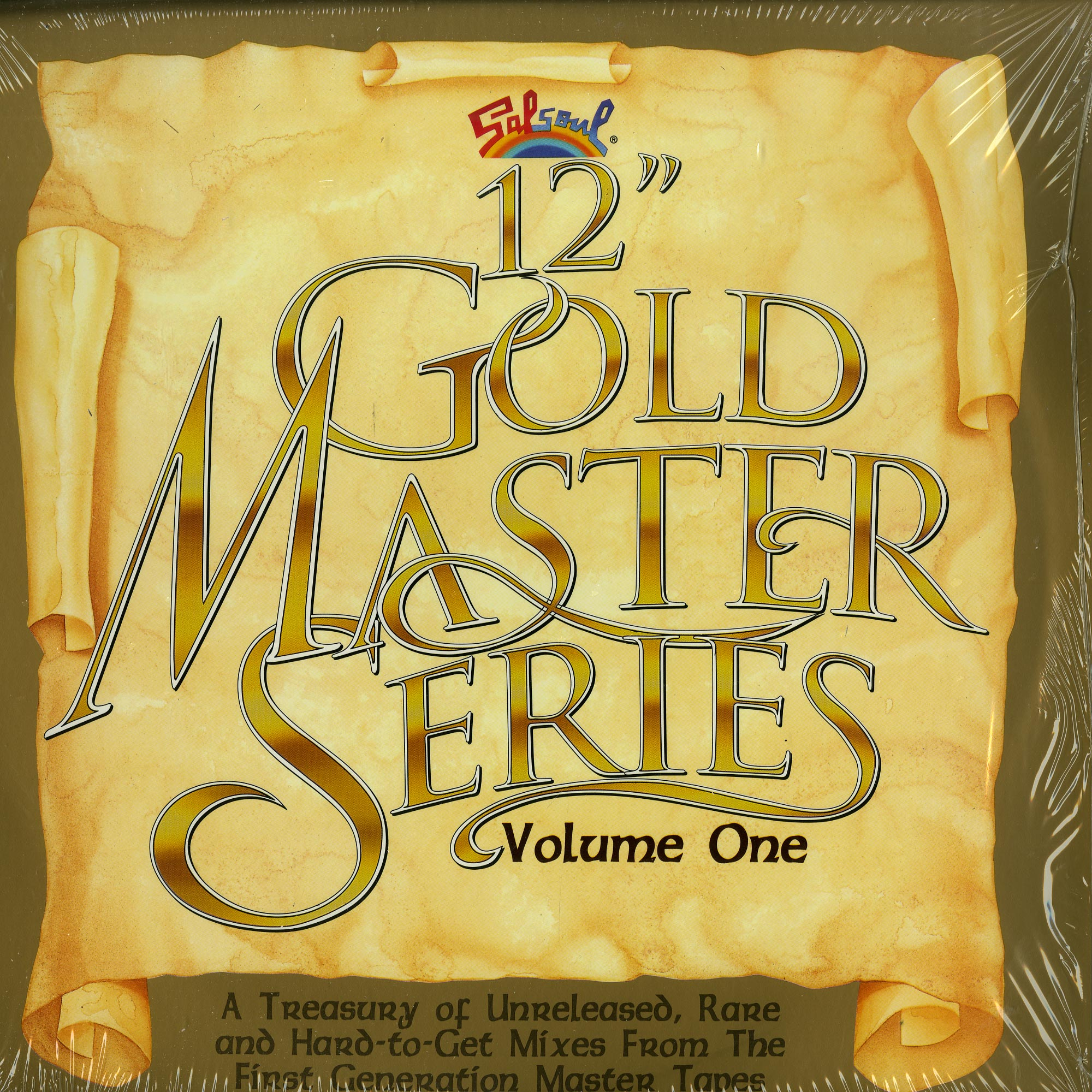 Various Artists - 12 INCH GOLD MASTER SERIES VOLUME ONE