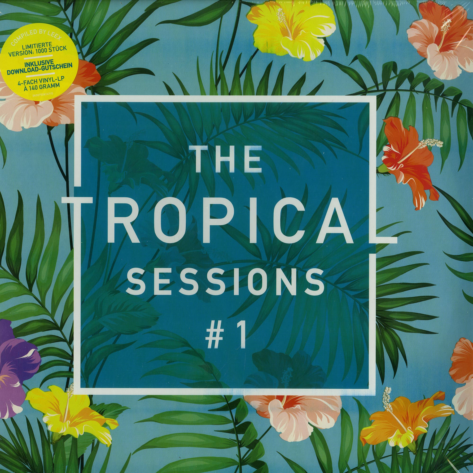 Various Artists - THE TROPICAL SESSIONS VOL. 1