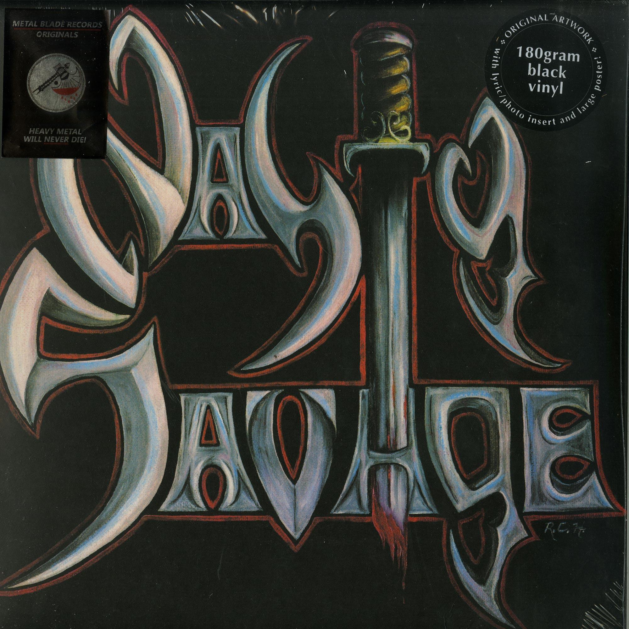 Nasty Savage - NASTY SAVAGE
