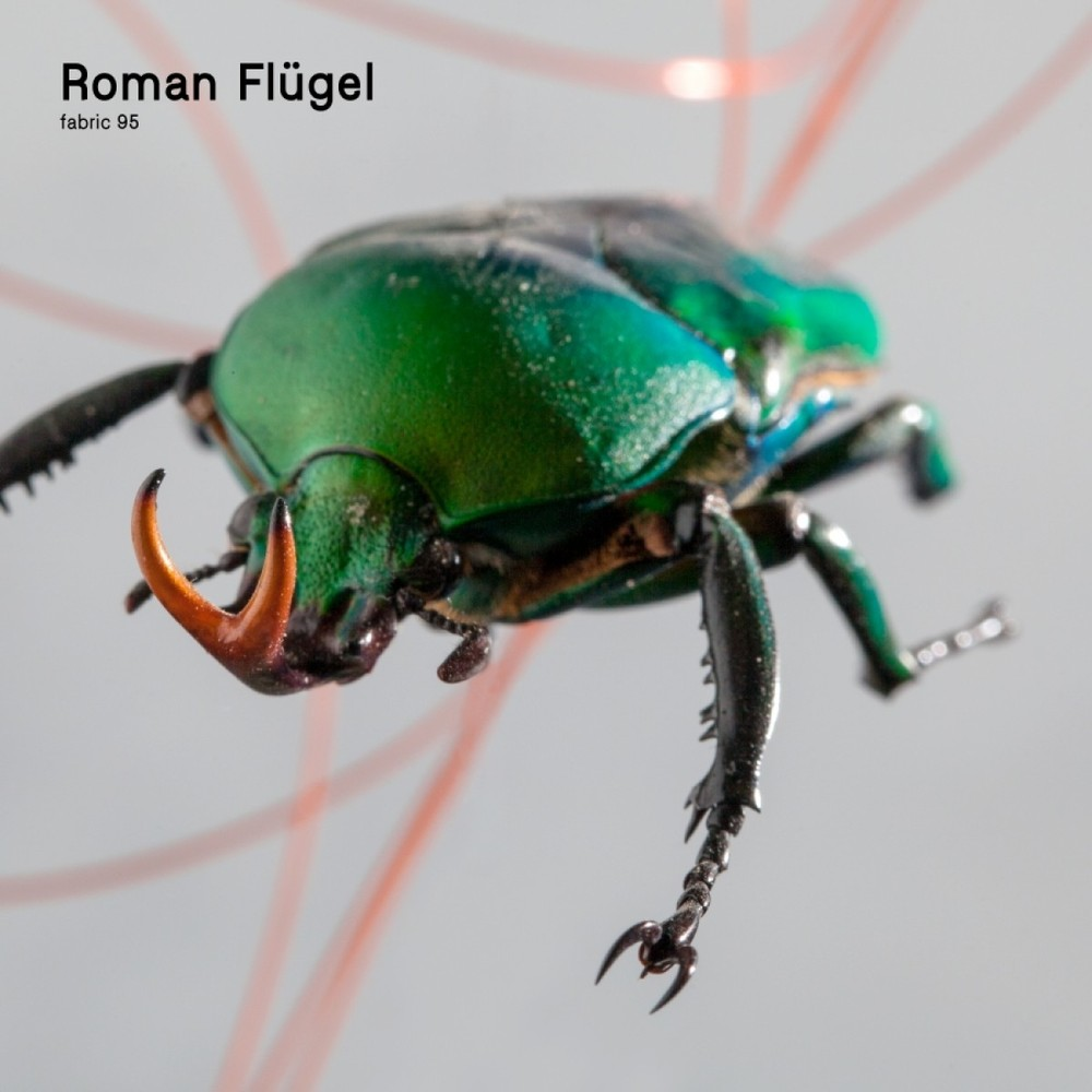 Roman Fluegel - FABRIC 95