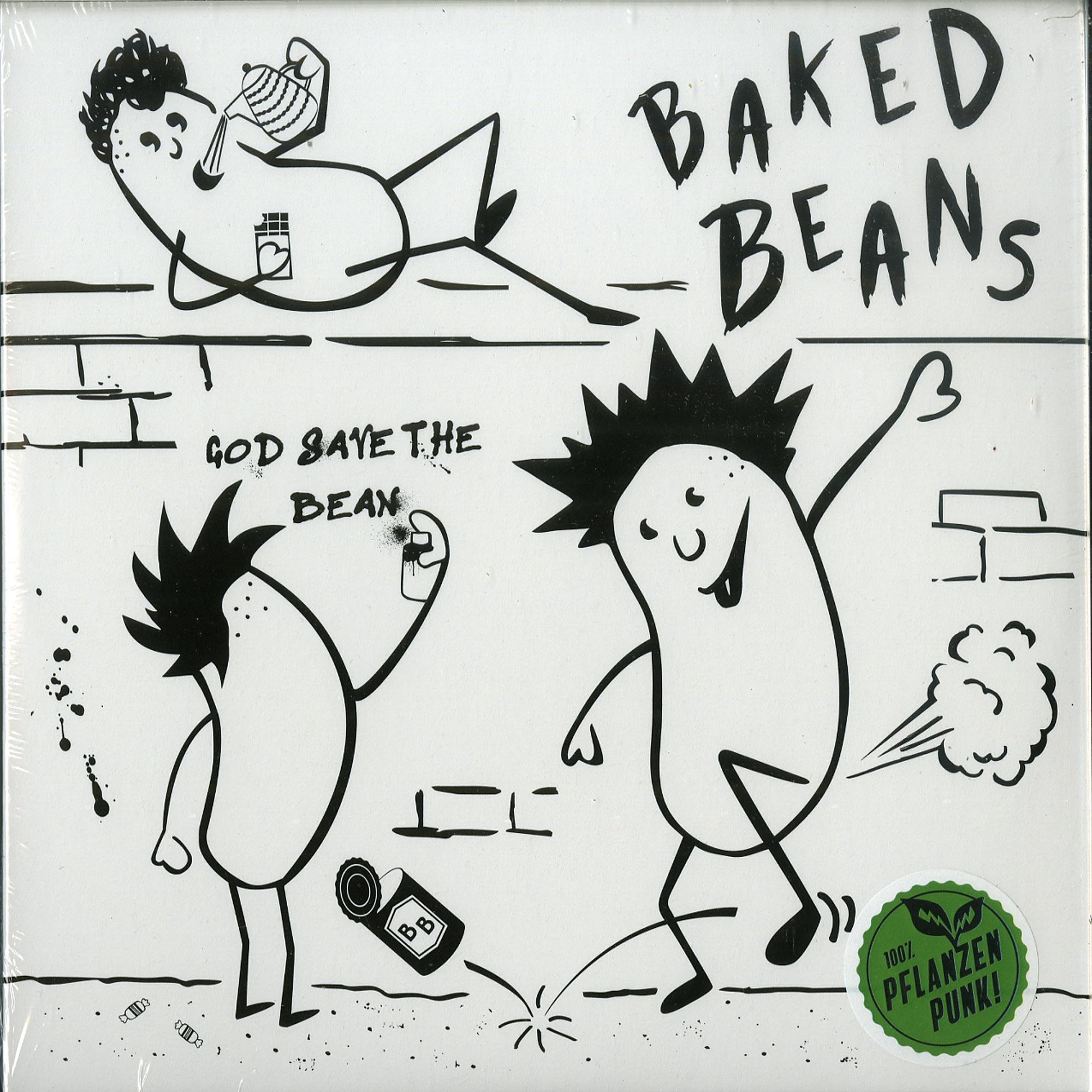 Baked Beans - KAMILLENTEE