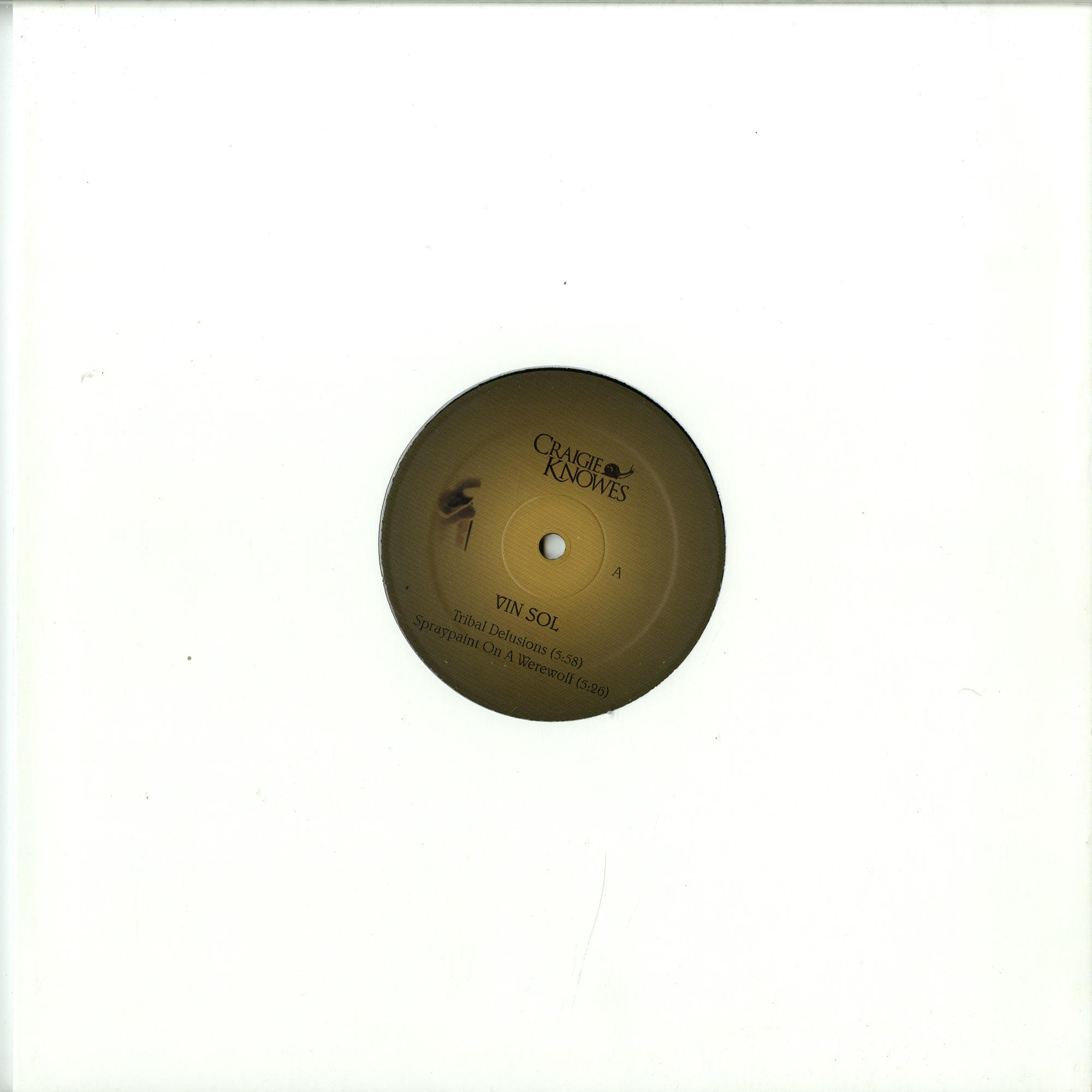Vin Sol - SUPERNATURAL EP