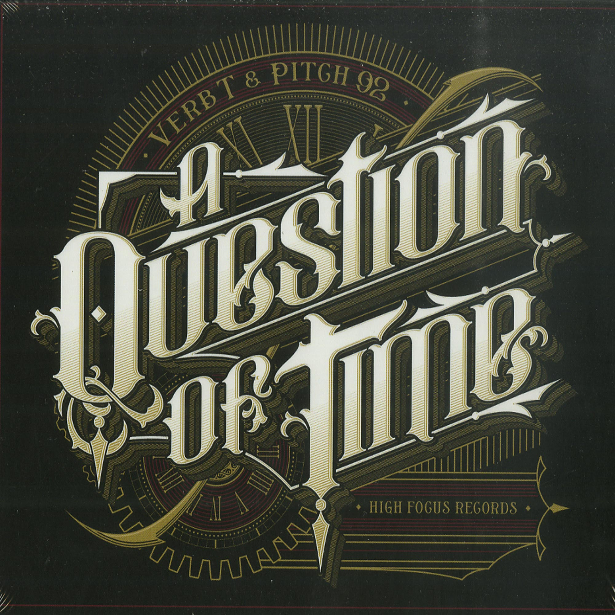 Verb T & Pitch 92 - A QUESTION OF TIME