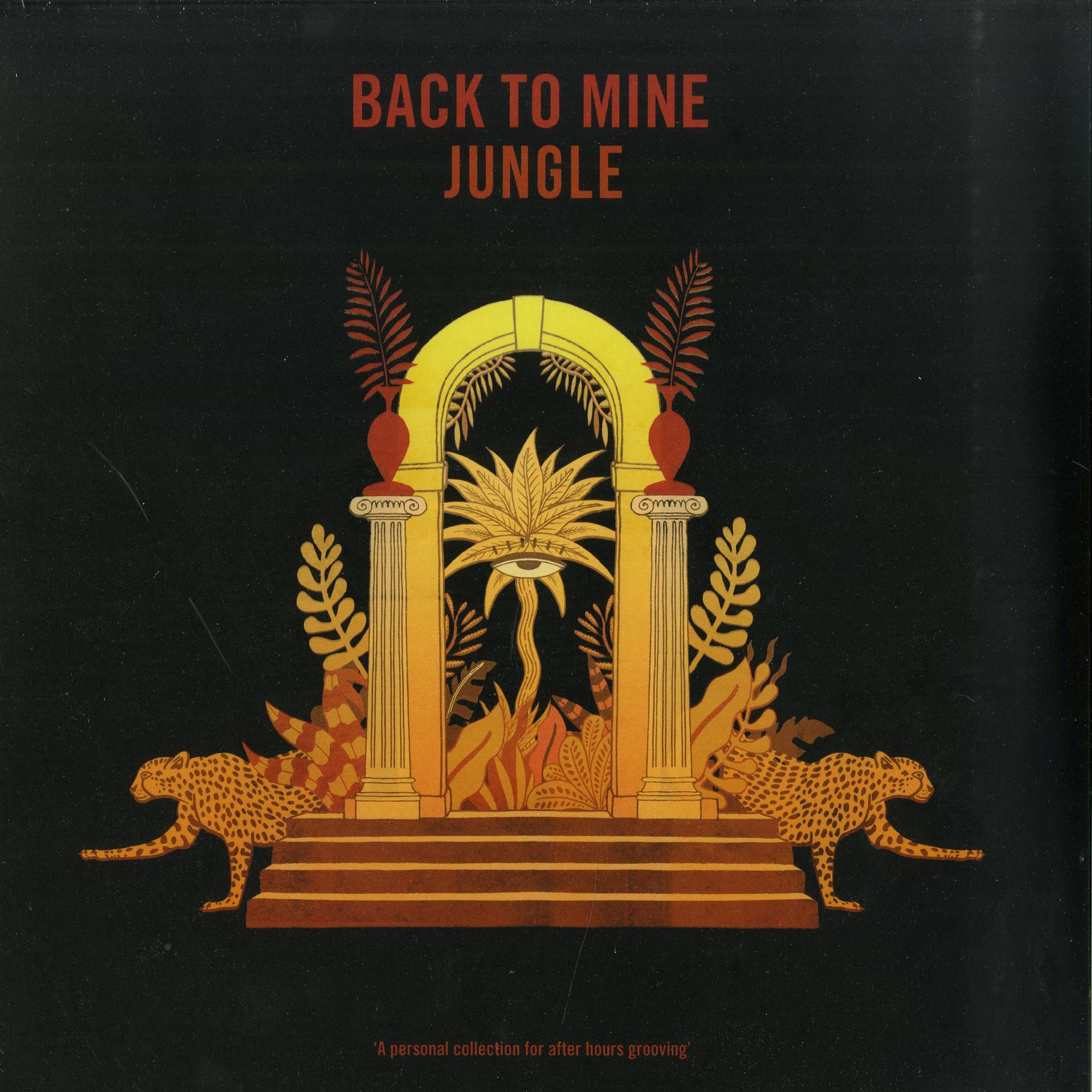 Jungle Present... - BACK TO MINE