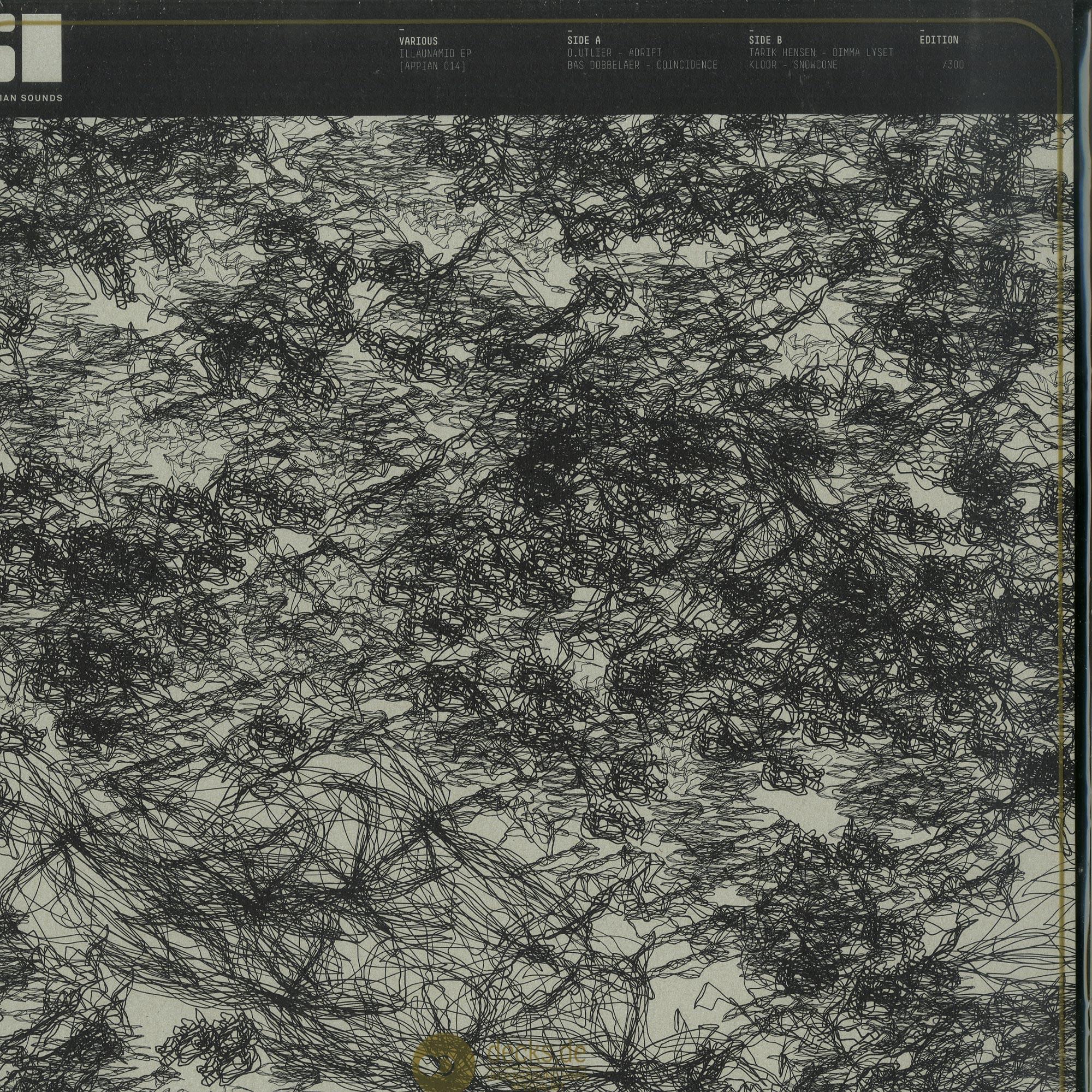 Various Artists - ILLAUNAMID EP