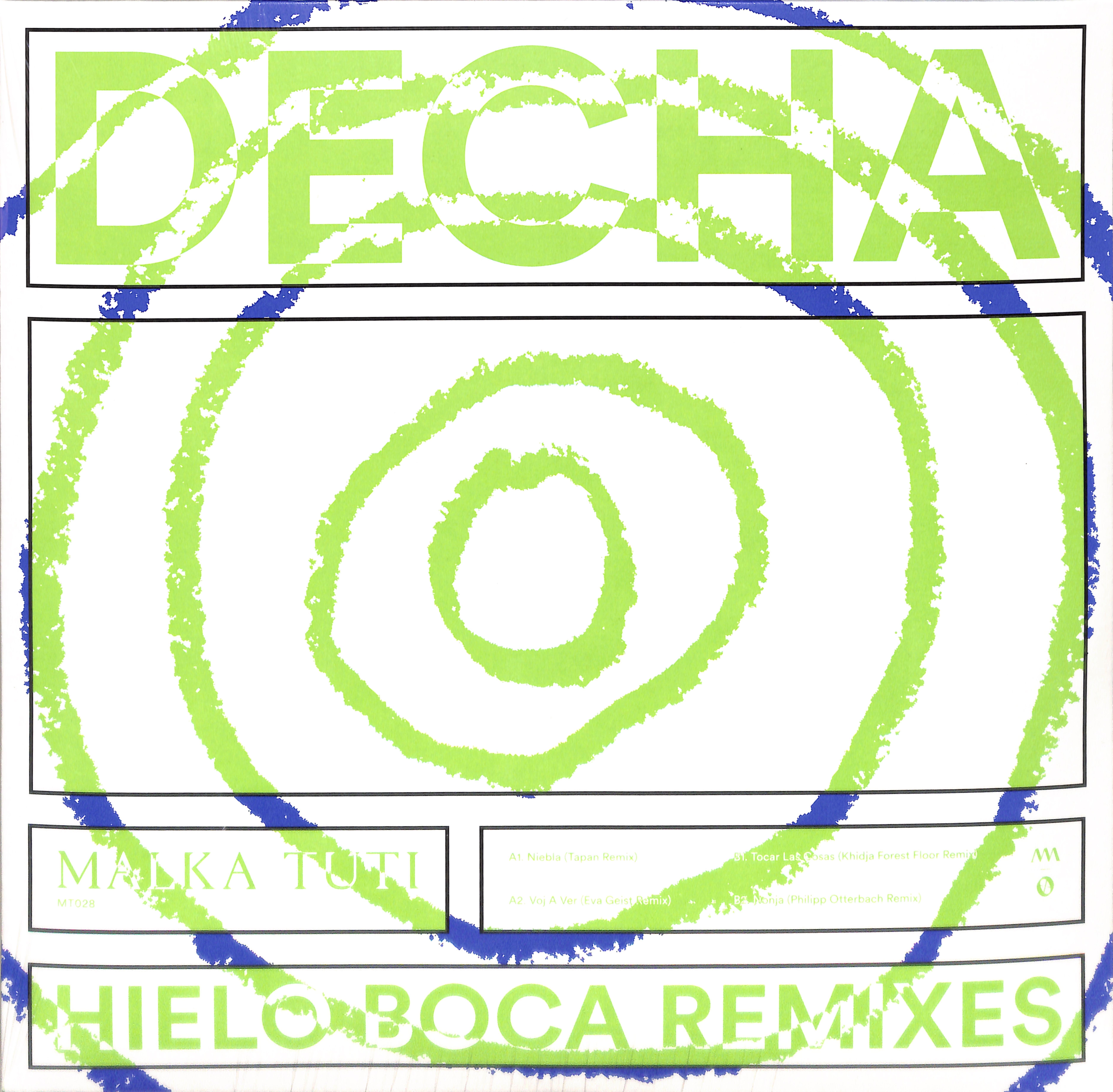 Decha - HIELO BOCA REMIXES