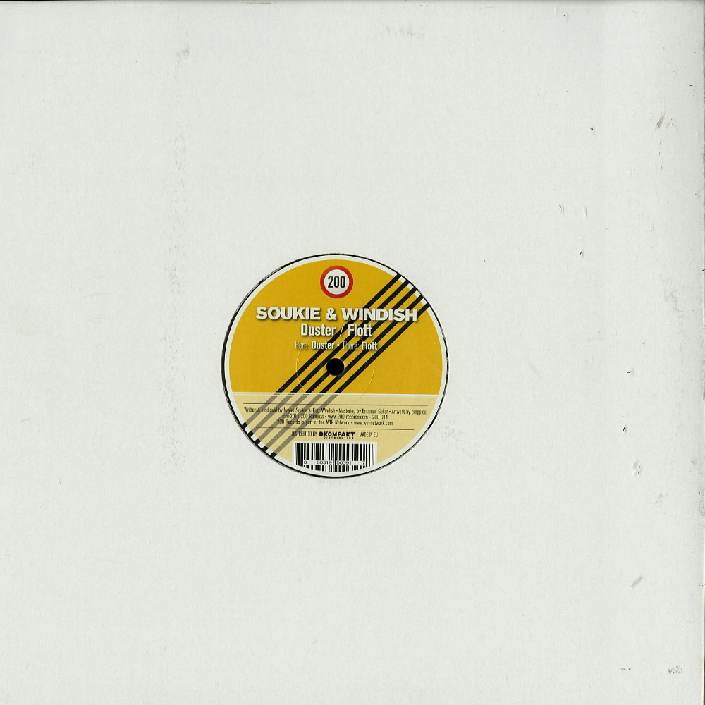 Soukie & Windish - DUSTER / FLOTT