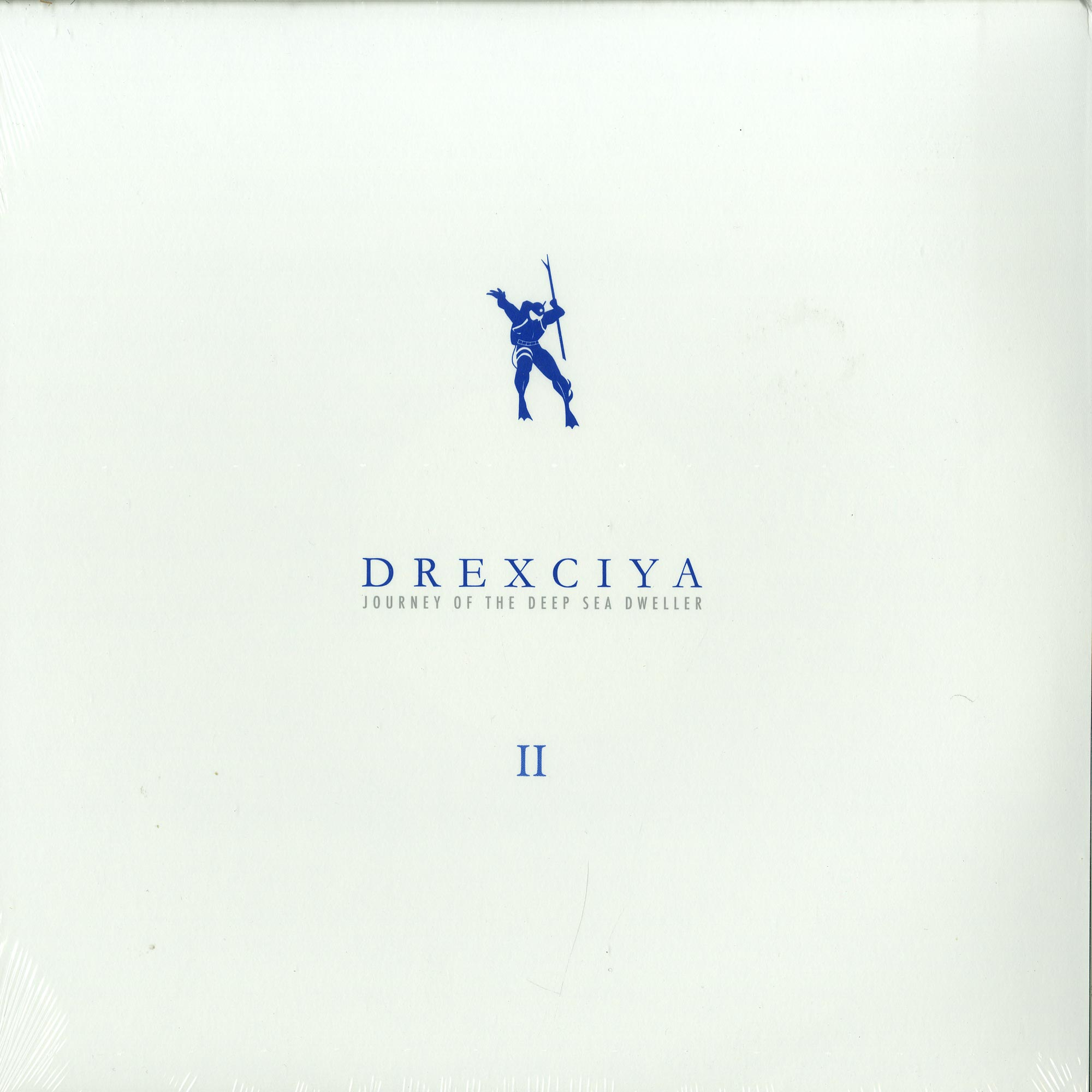 Drexciya - JOURNEY OF THE DEEP SEA DWELLER  - PART 2