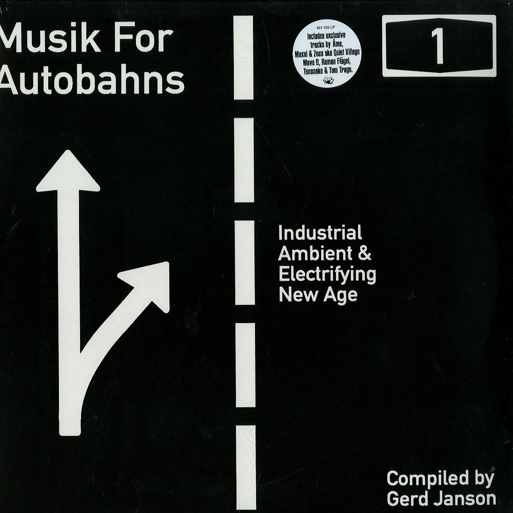 Gerd Janson Presents - MUSIK FOR AUTOBAHNS