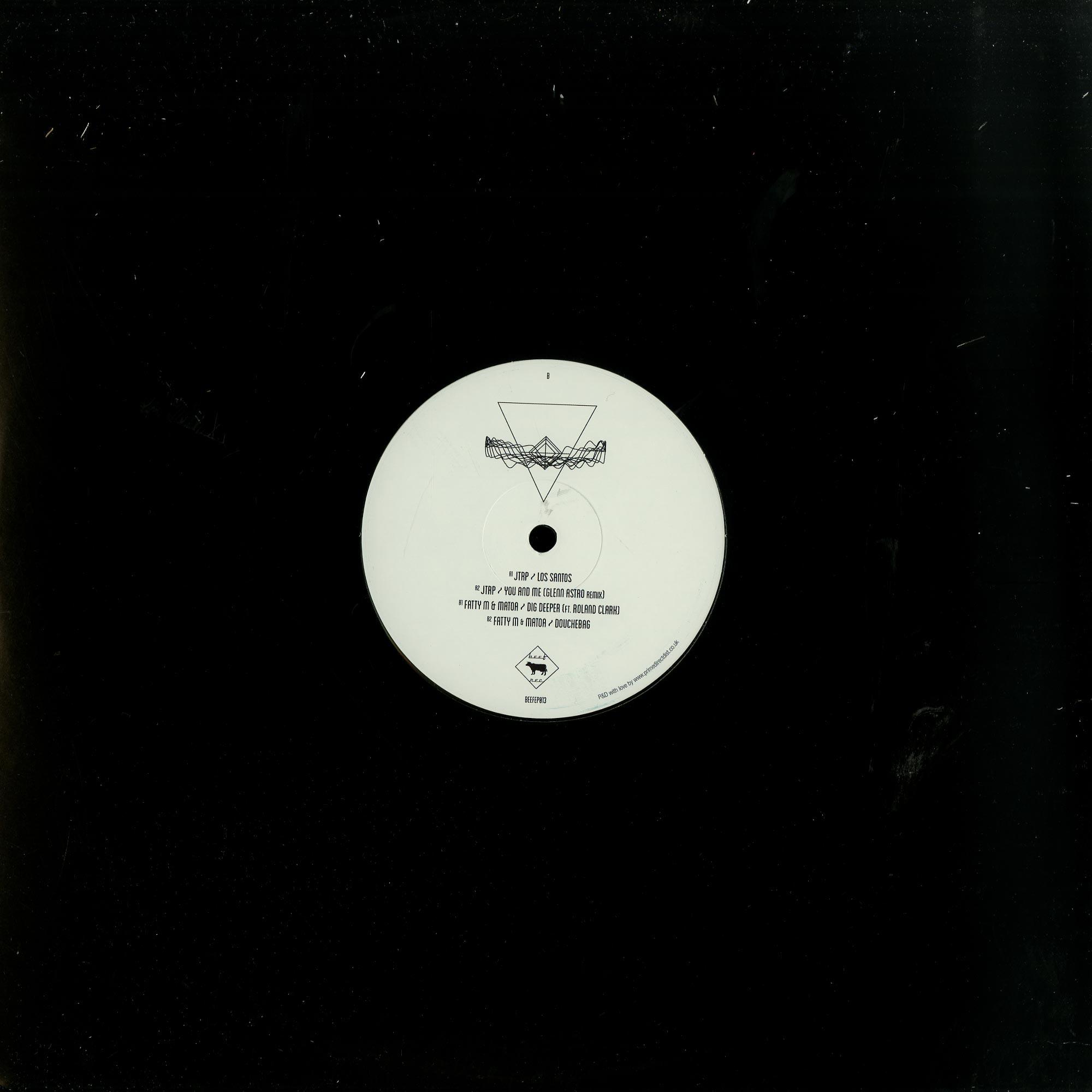Various Artists - Split EP 001