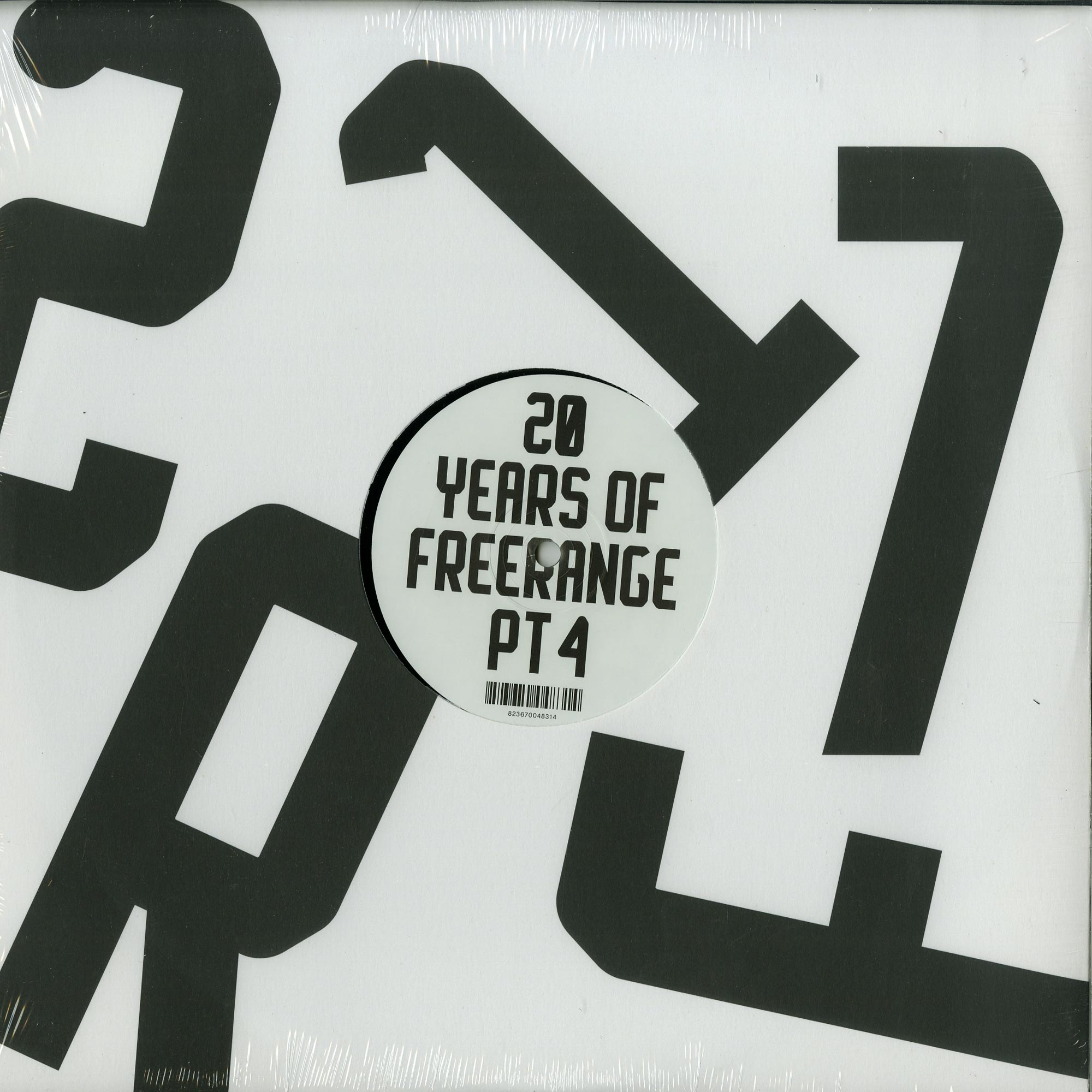 Milton Jackson, Kito Jempere, Pittsburgh Track Authority, Kuniyuki - 20 YEARS OF FREERANGE