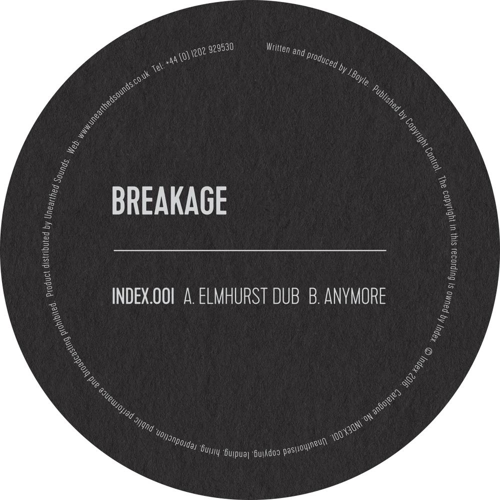 Breakage - ELMHURST DUB
