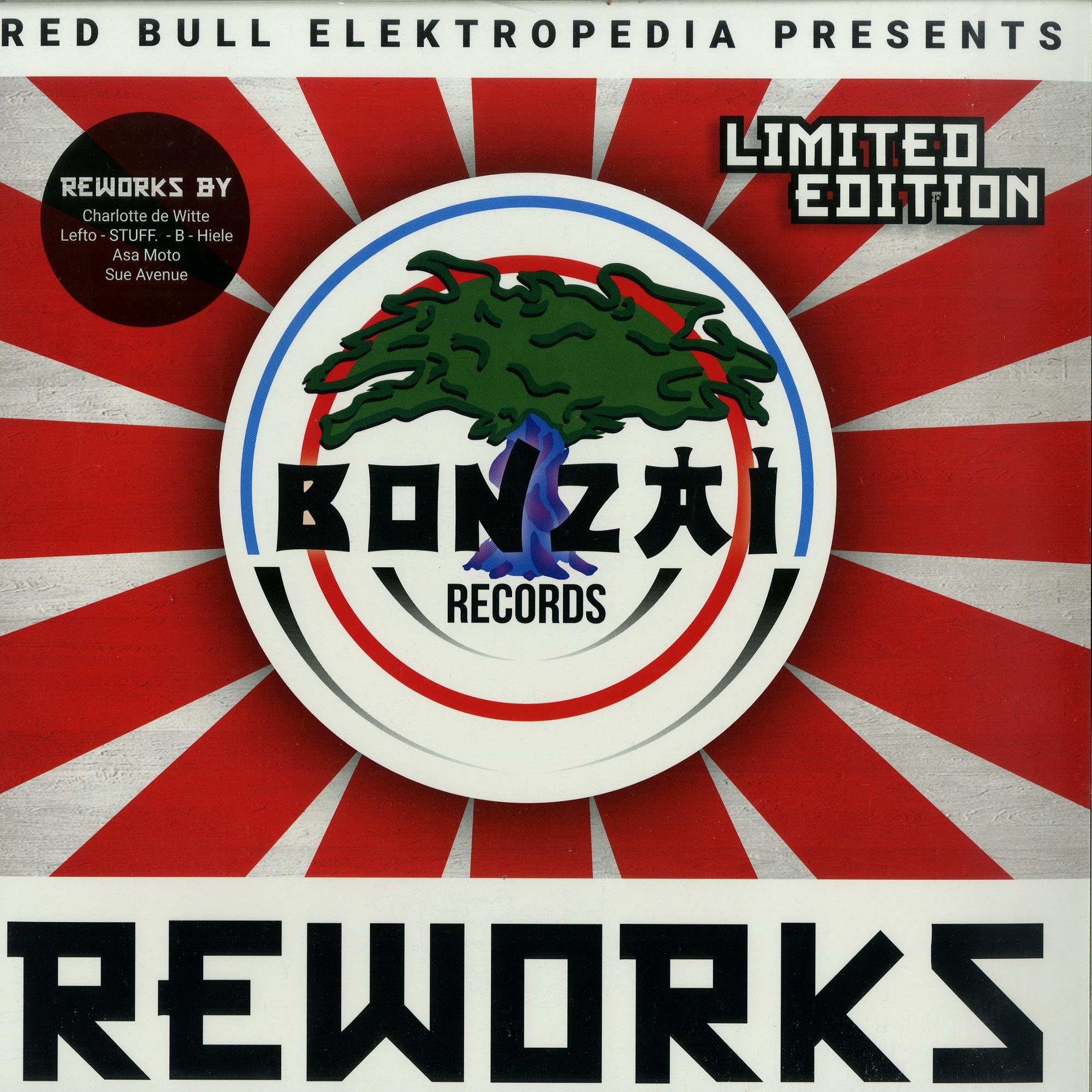 Various Artists - RED BULL ELEKTROPEDIA PRESENTS BONZAI REWORKS